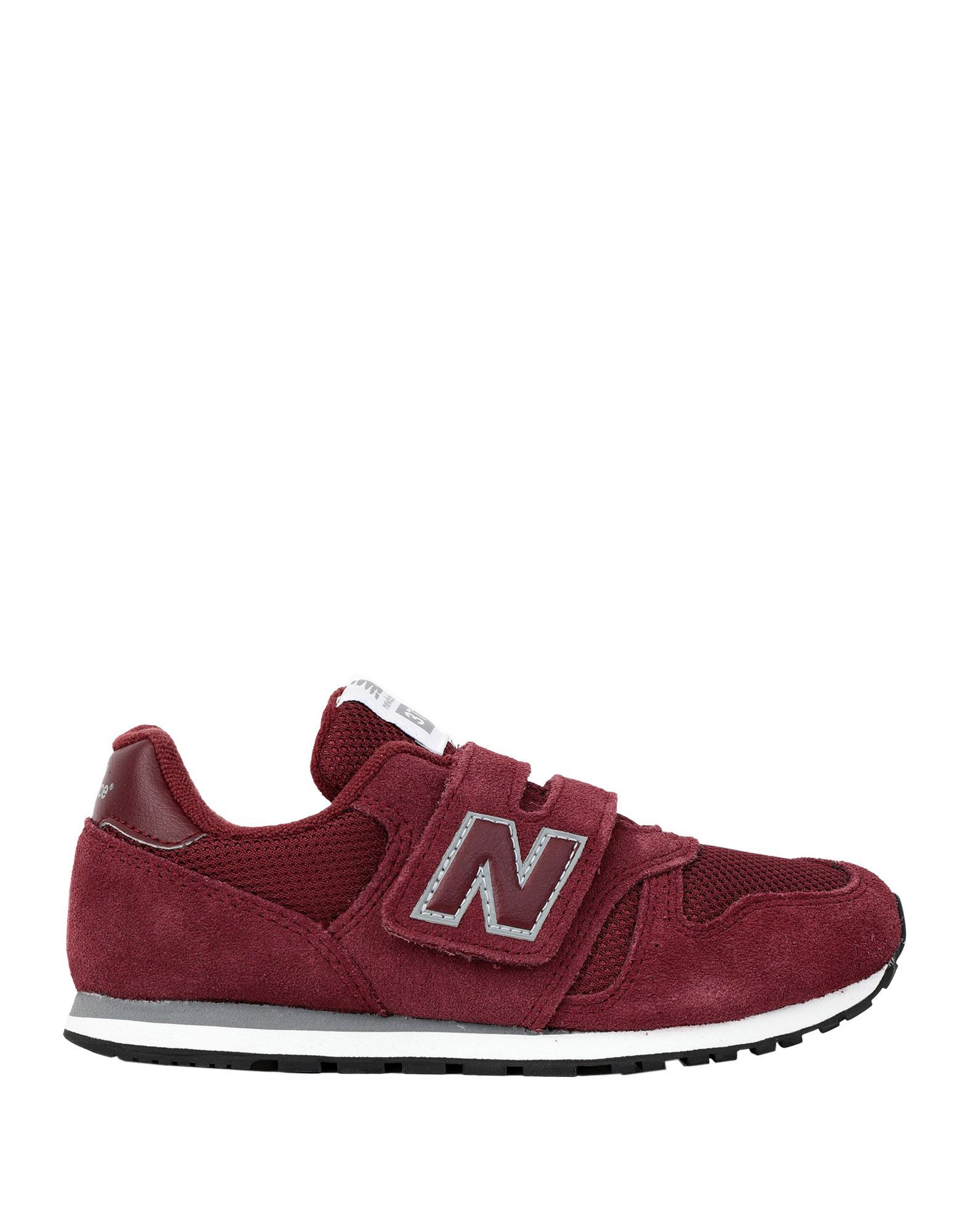 FOOTWEAR New Balance Maroon Unisex Leather