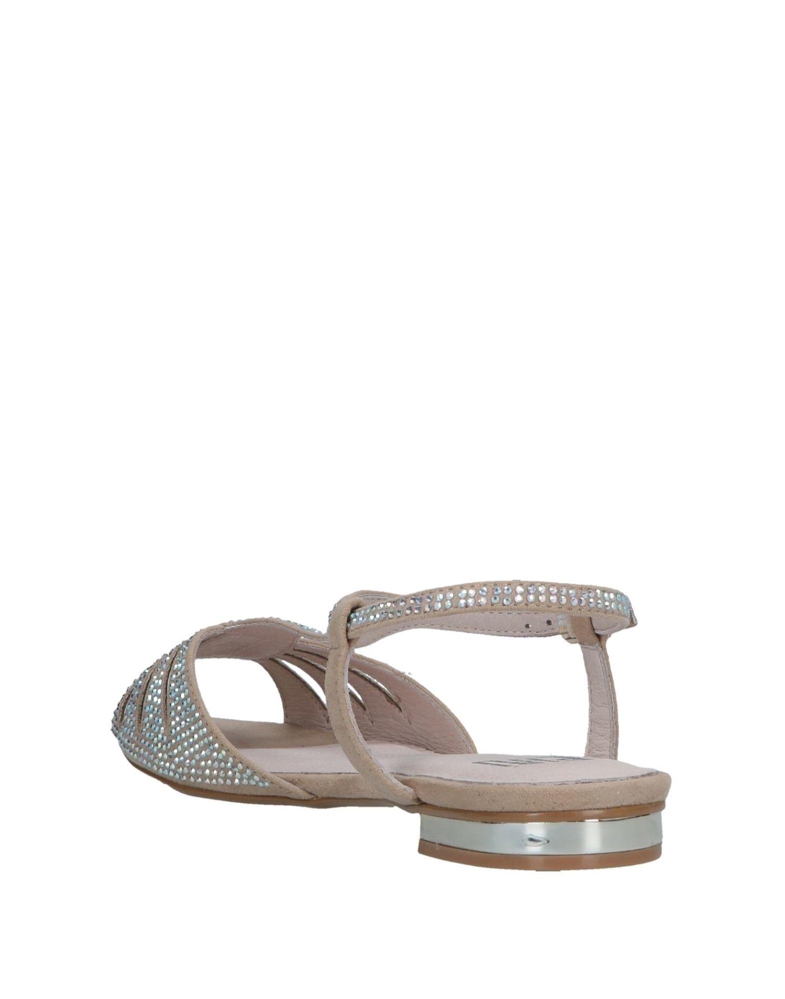Bibi Lou Khaki Sandals