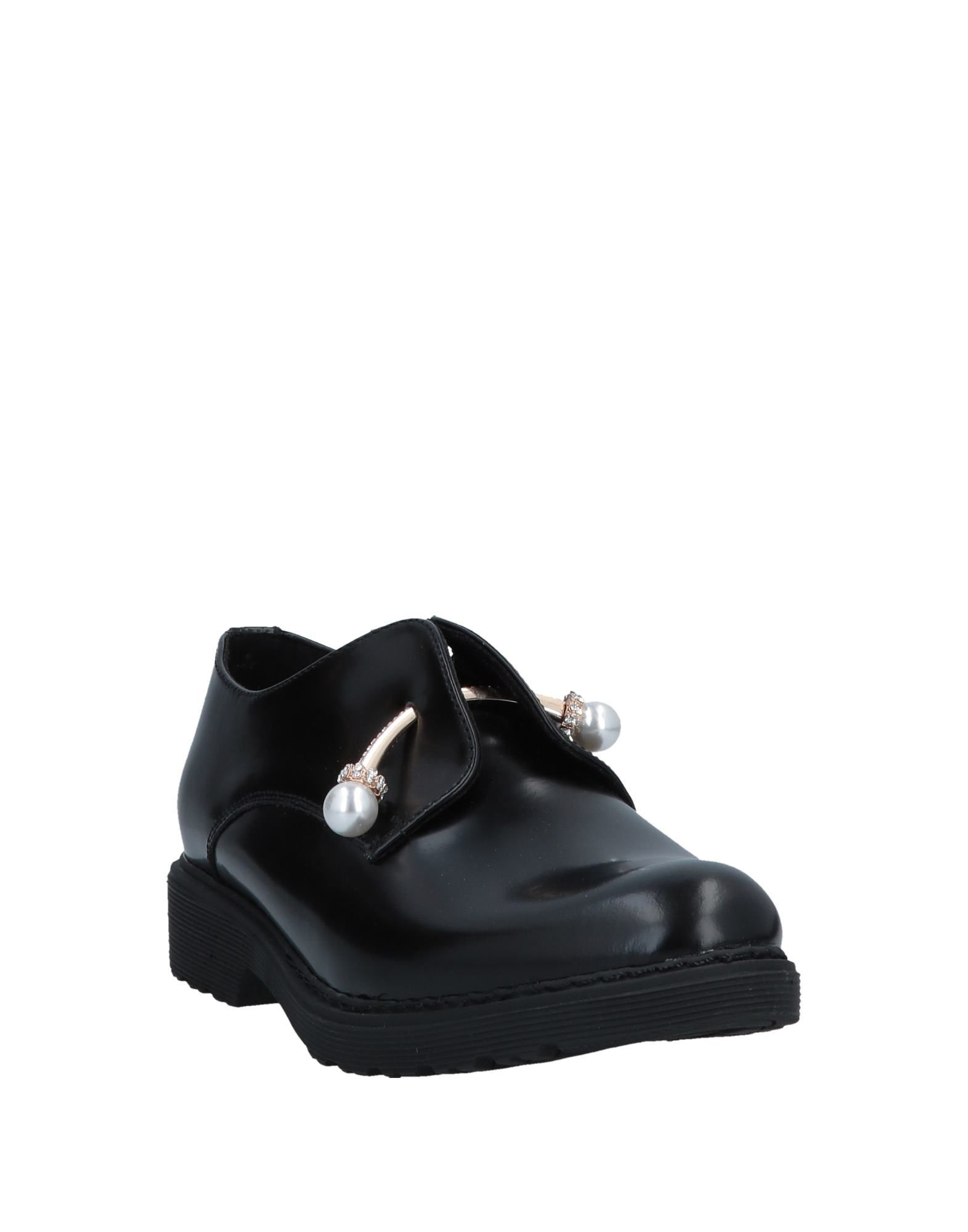 FOOTWEAR Cult Black Woman Leather