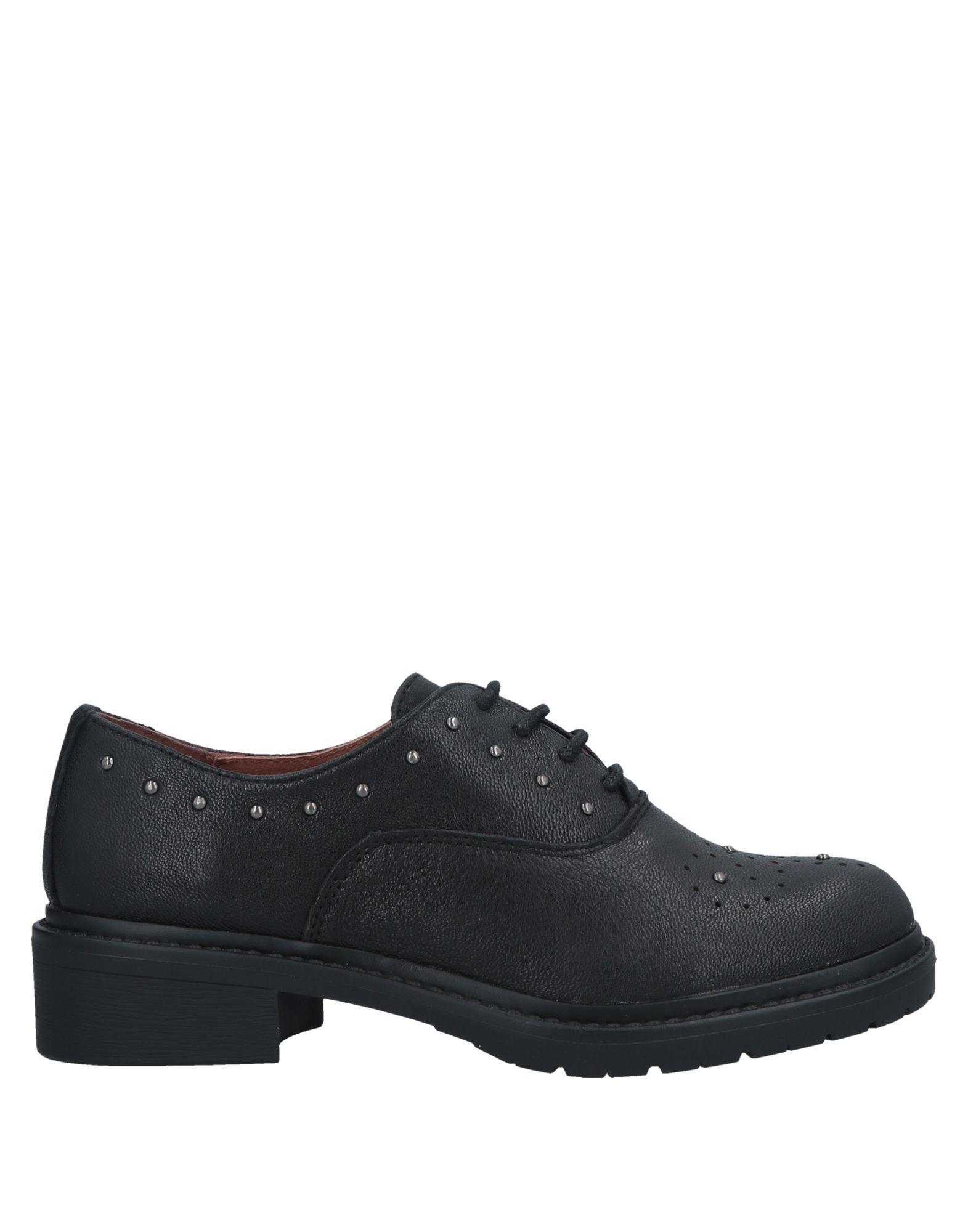FOOTWEAR Docksteps Black Woman Leather