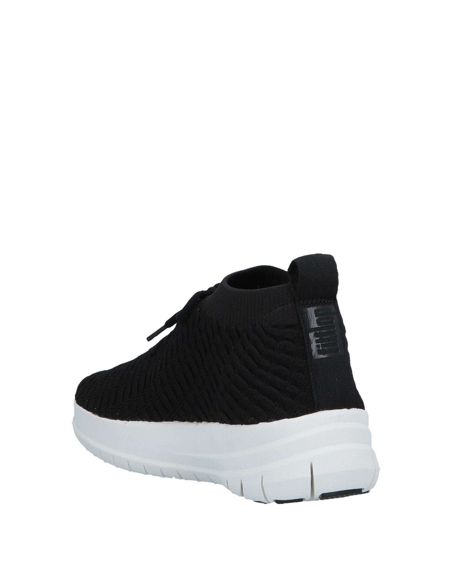 Fitflop Black Sneakers