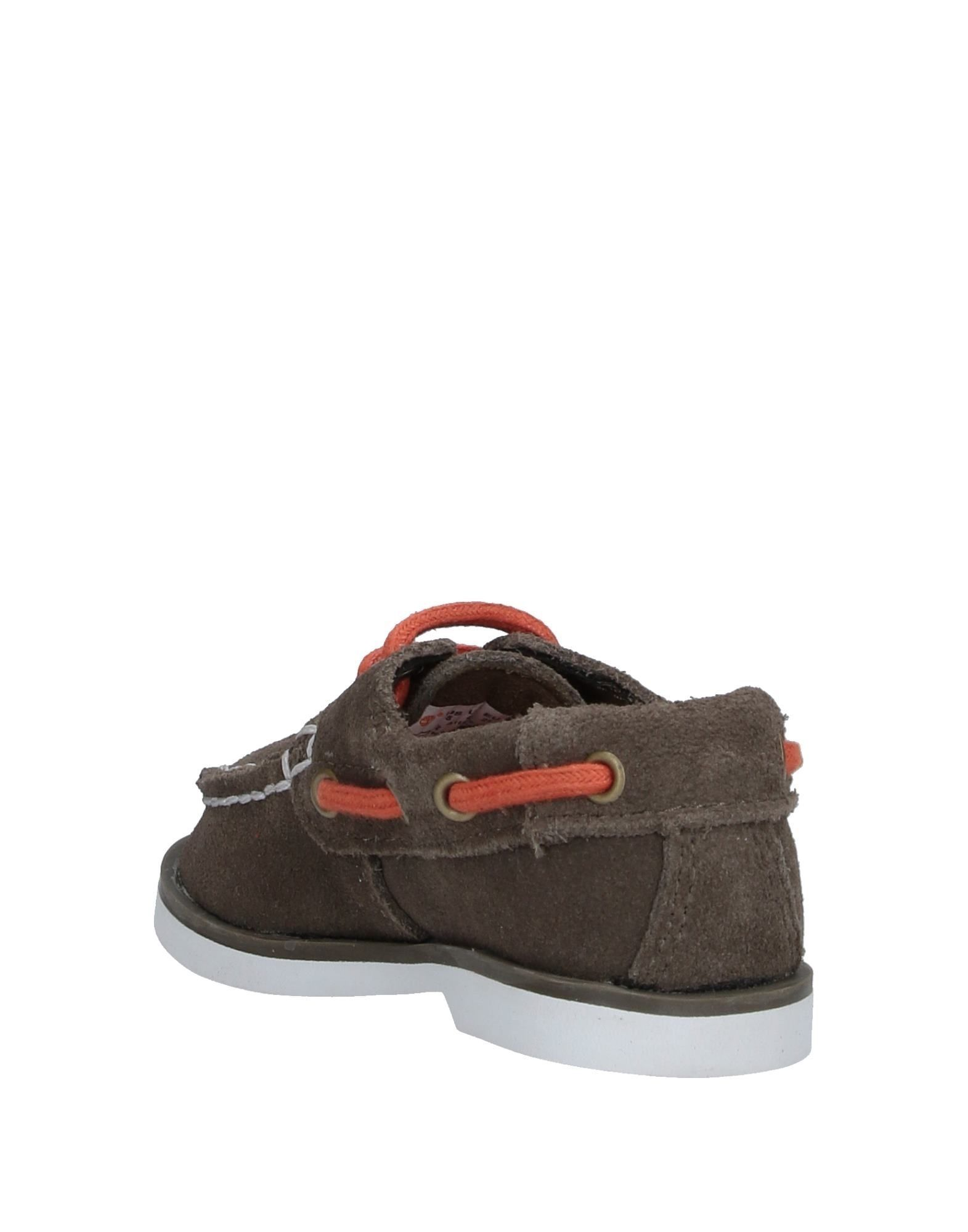 FOOTWEAR Boy Timberland Military green Leather