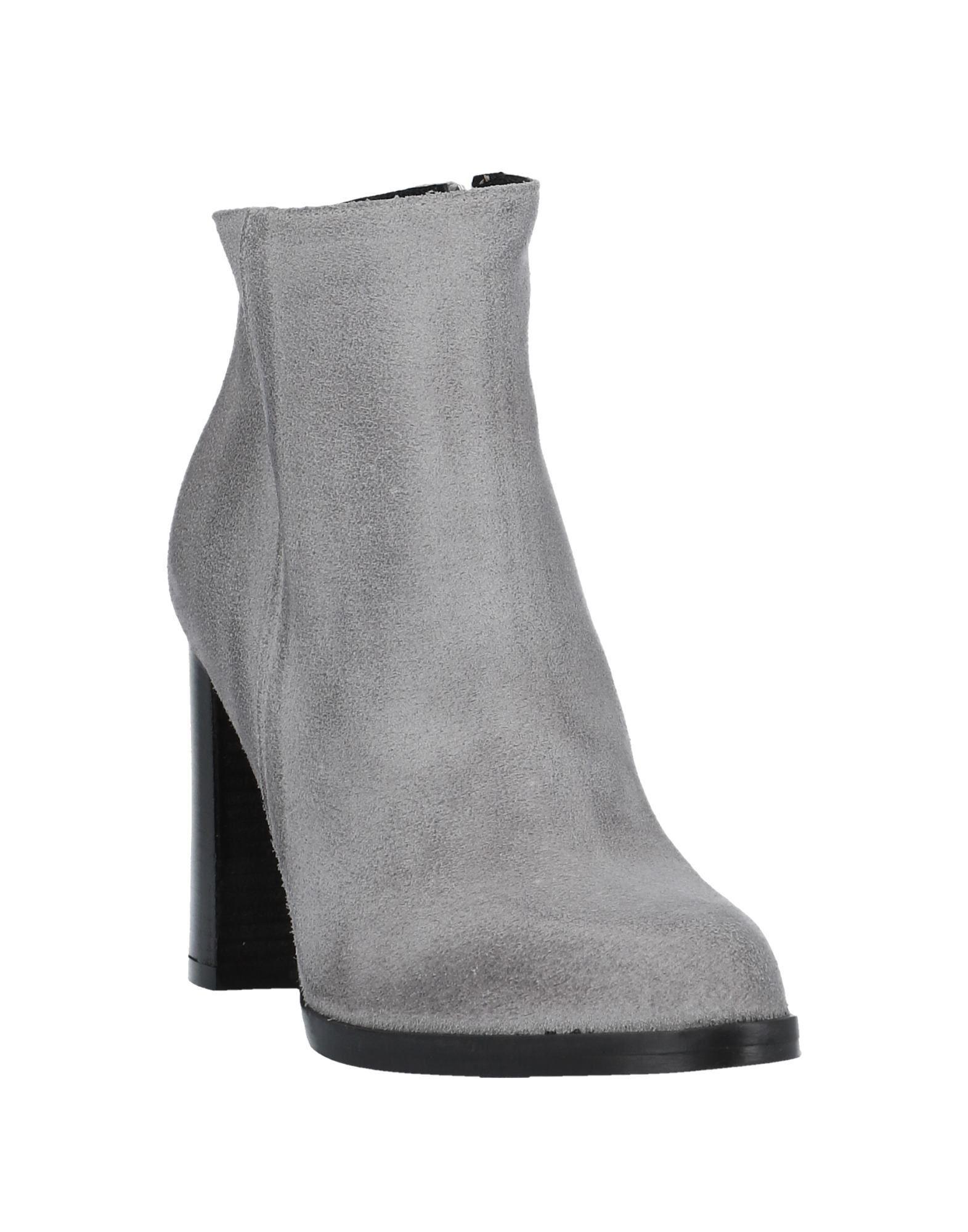 Footwear Unlace Grey Women's Leather