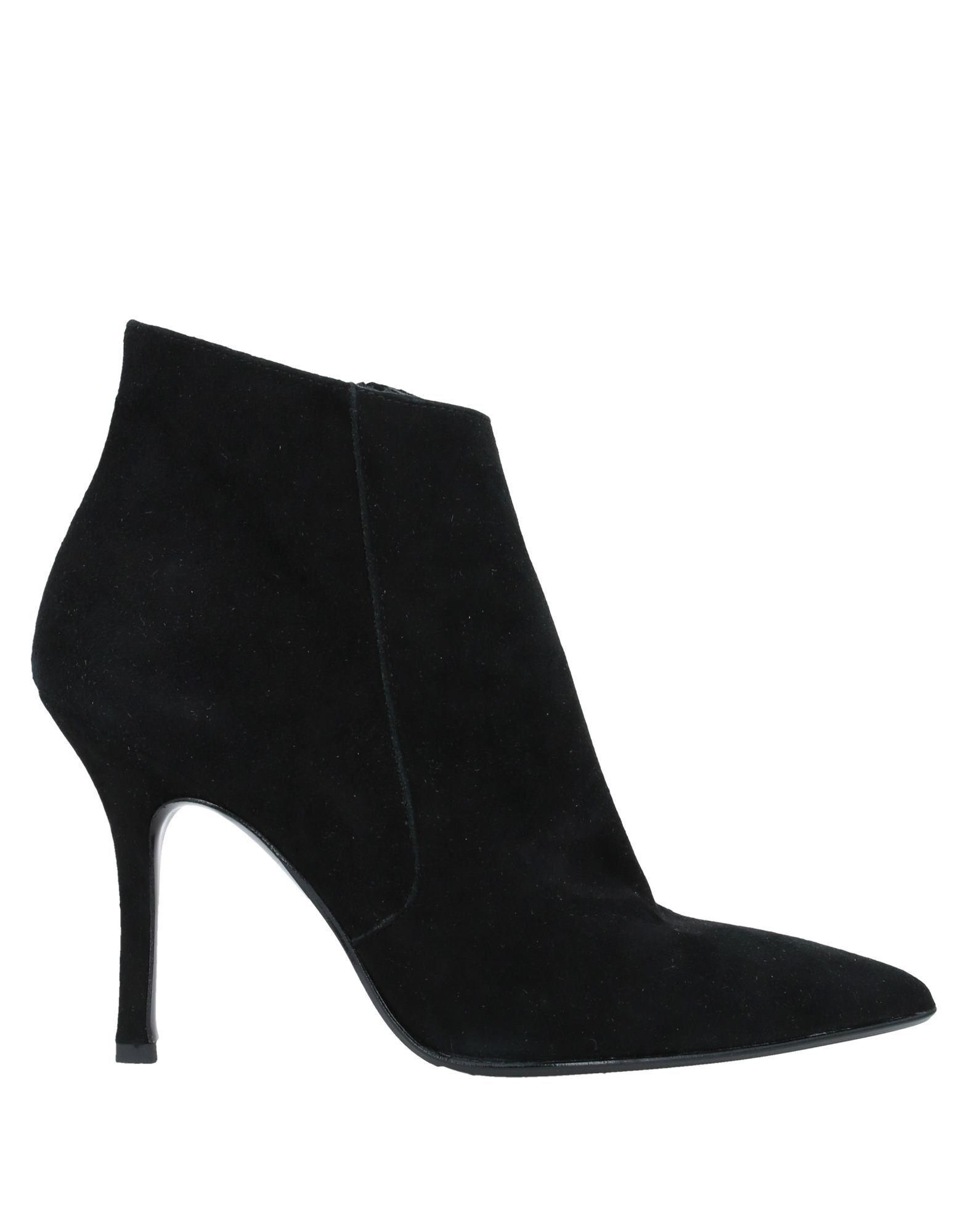Bagatt Women's Ankle Boots Black Goat Skin