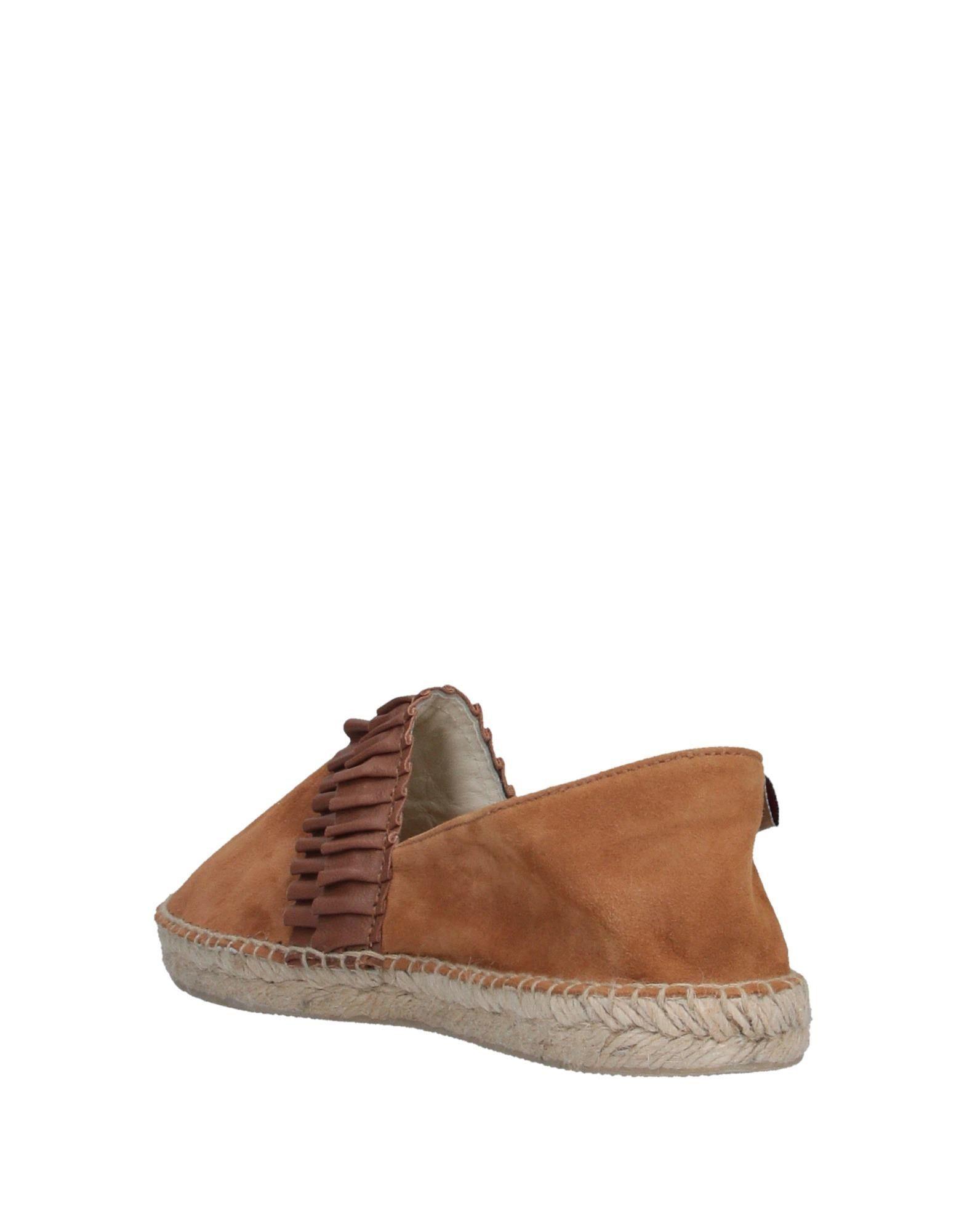 Espadrilles Women's Espadrilles Camel Leather