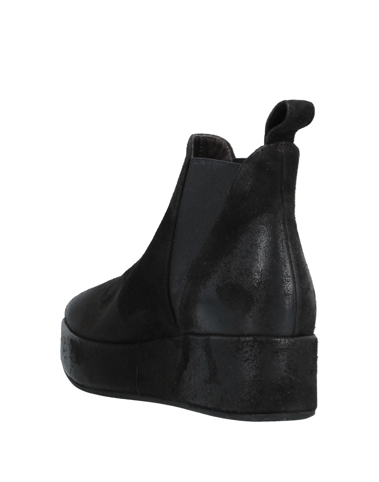 Marsèll Women's Ankle Boots Black Buck