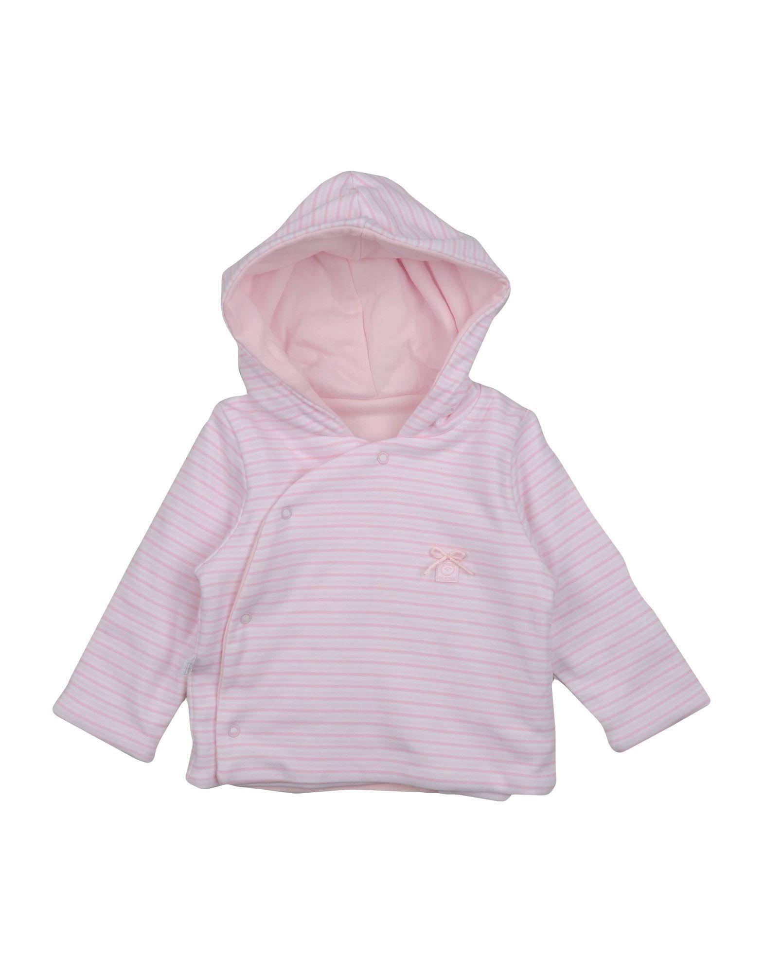 Absorba Pink Girl Cotton Jacket