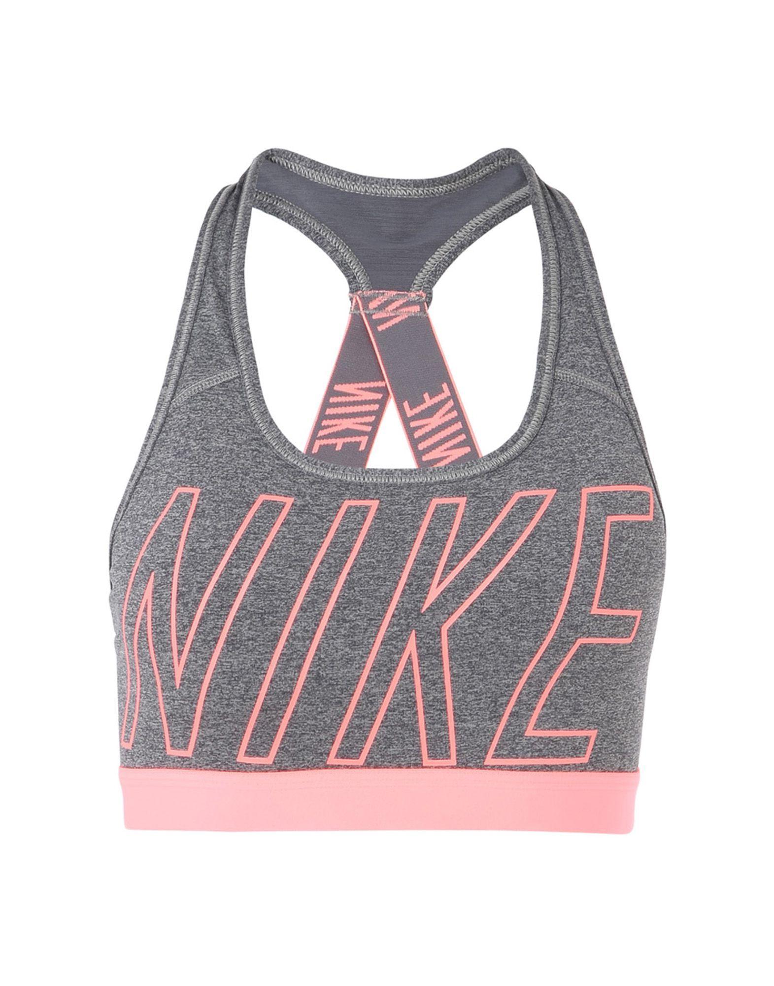 Nike Grey Polyester Top