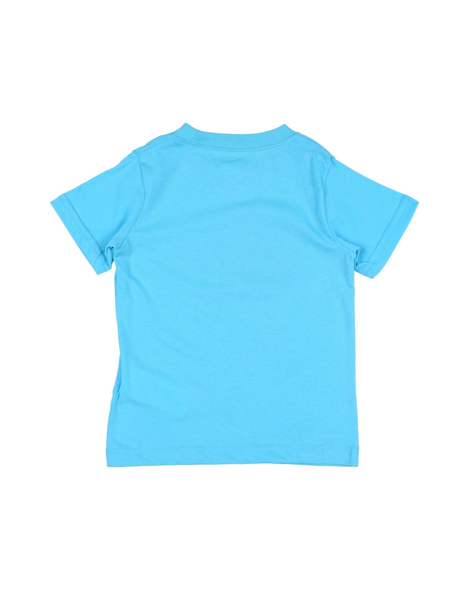 TOPS & TEES Nike Blue Boy Cotton