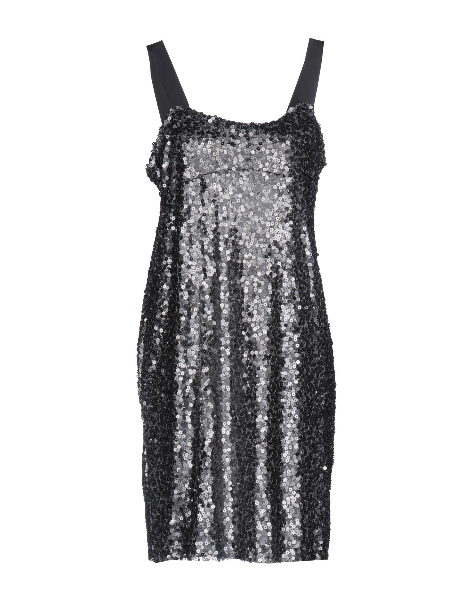 Twinset Grey Sequin Slip Dress