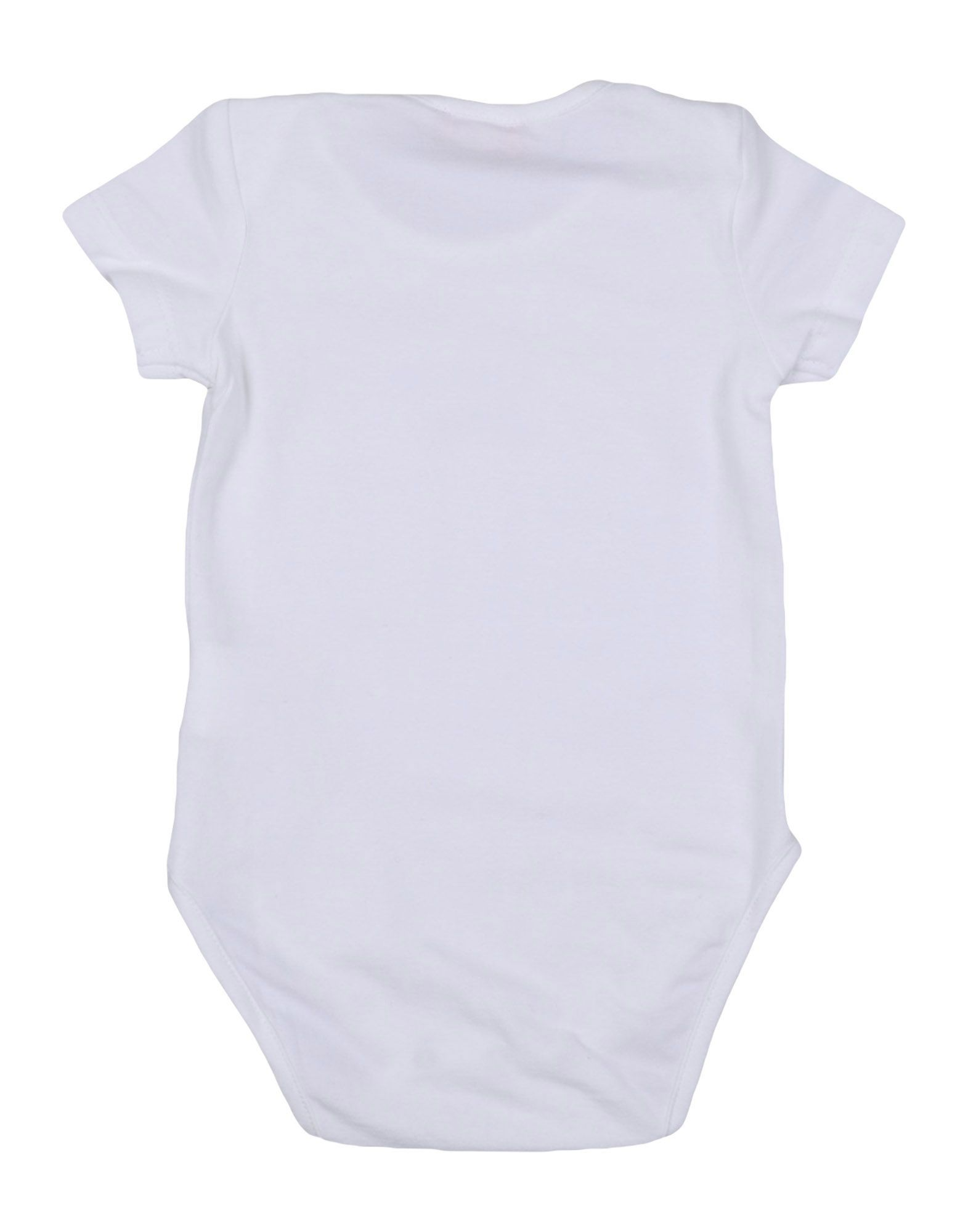BODYSUITS & SETS Liu �Jo White Girl Cotton