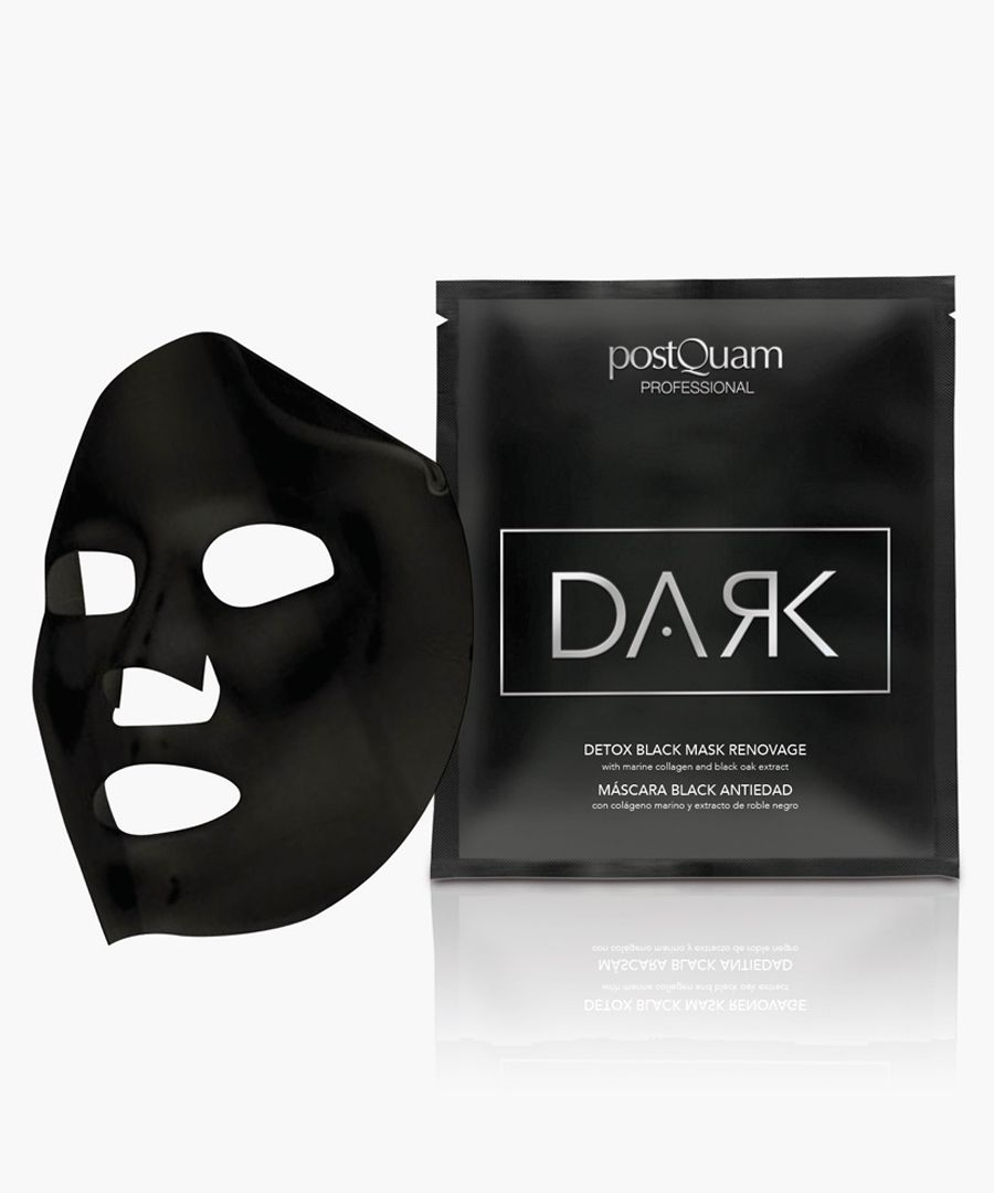 Detox black mask 20ml