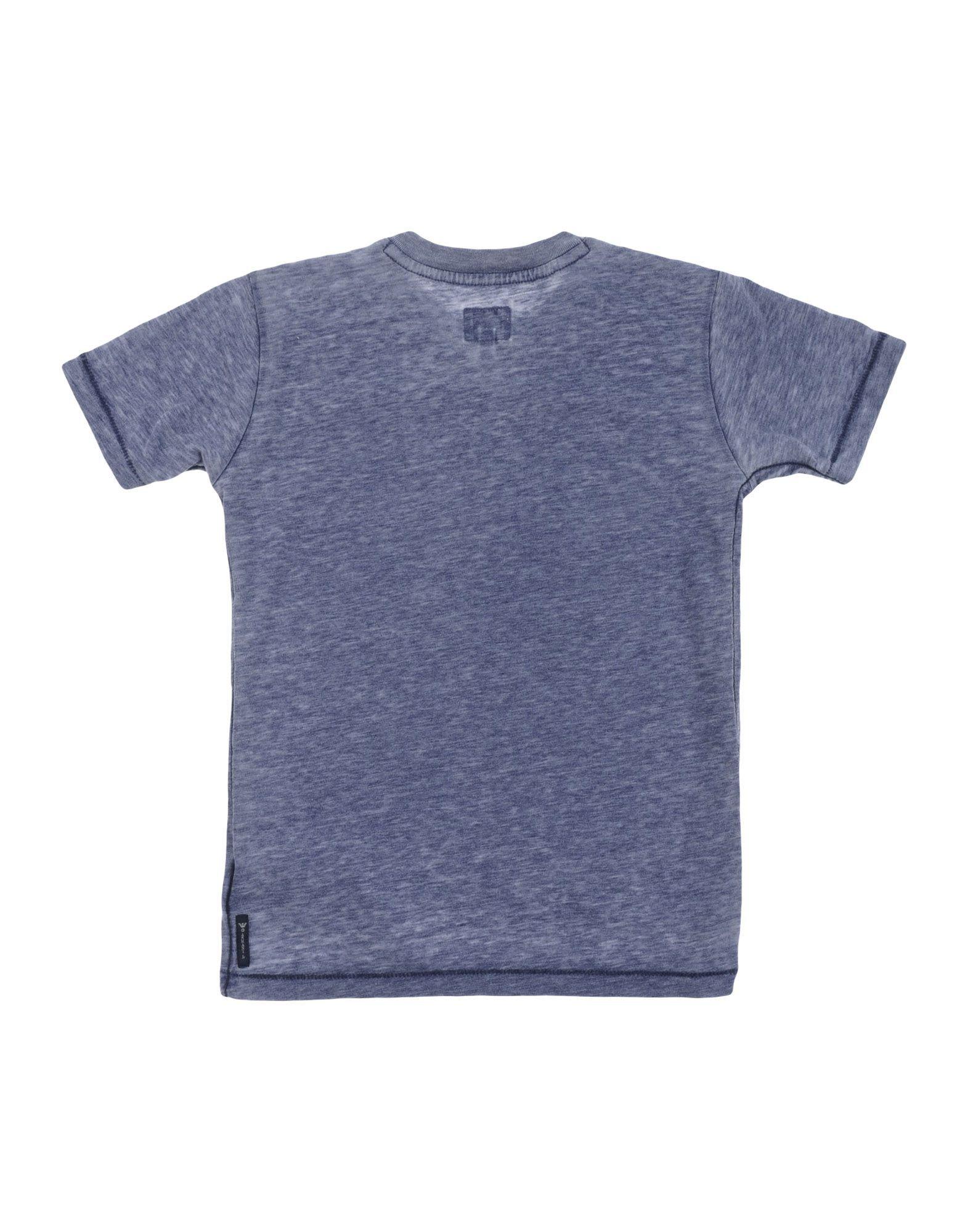 TOPWEAR Armani Junior Grey Boy Polyester