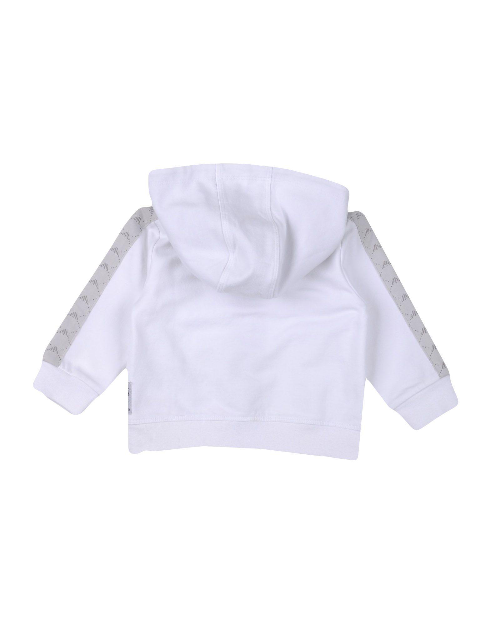 TOPWEAR Armani Junior White Boy Cotton