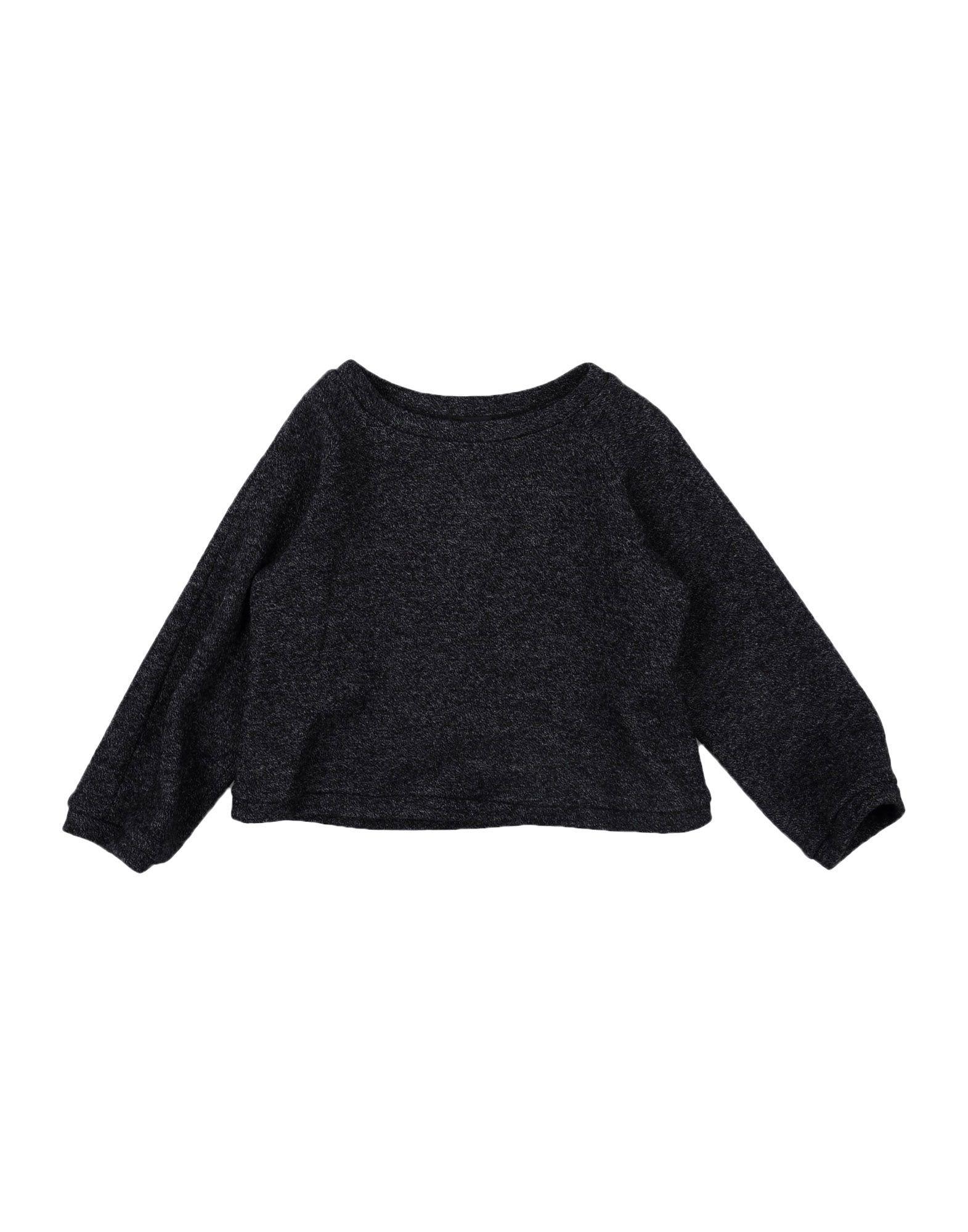 TOPWEAR Armani Junior Steel grey Girl Wool