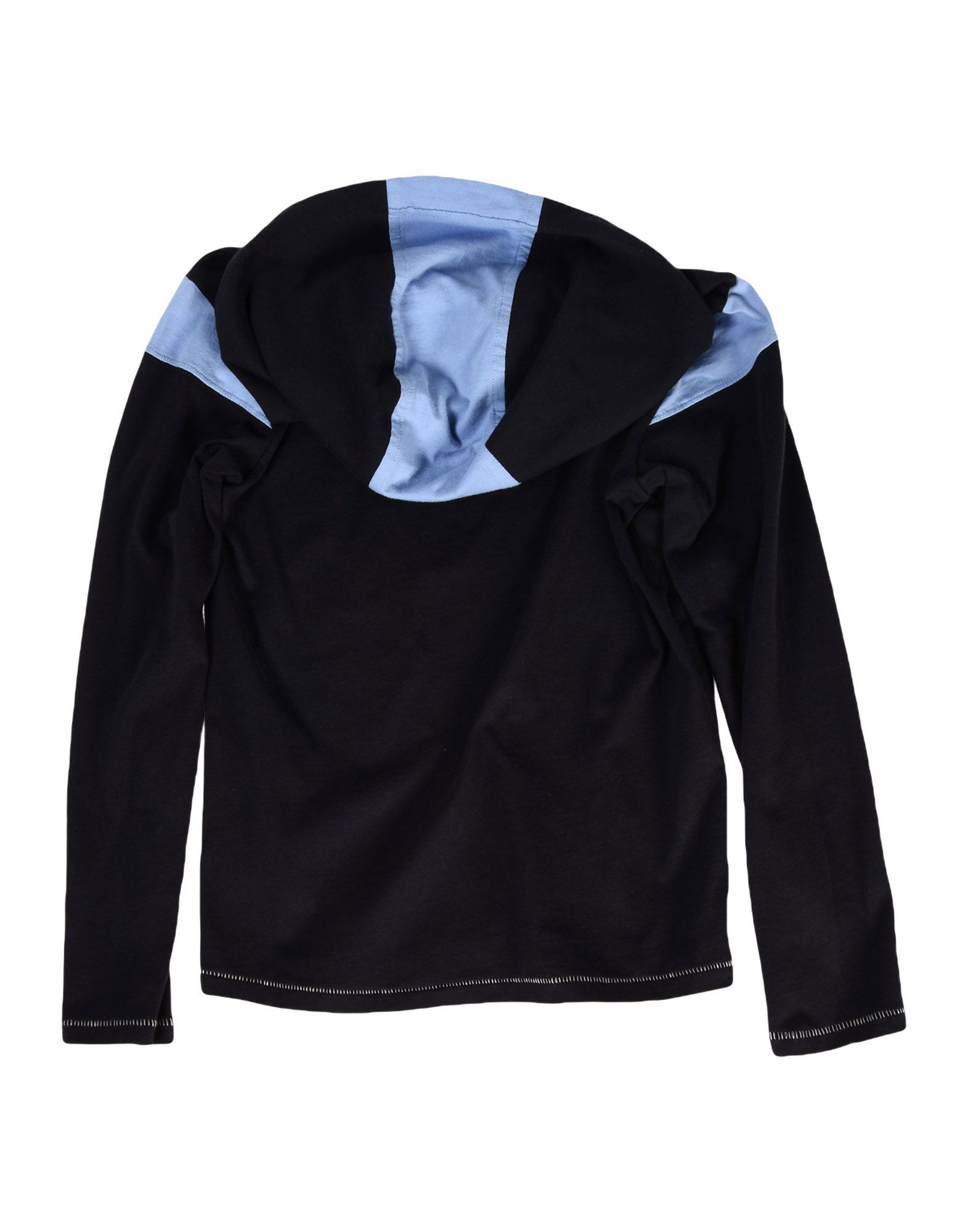 TOPWEAR Armani Junior Dark blue Boy Cotton
