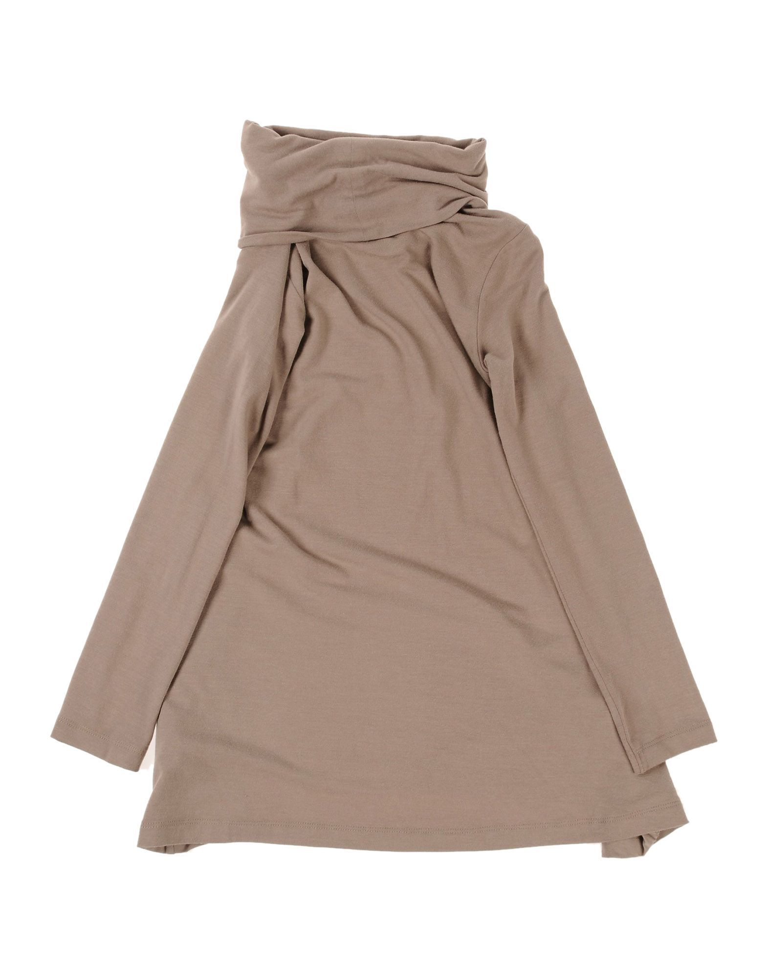 TOPWEAR Armani Junior Sand Girl Viscose