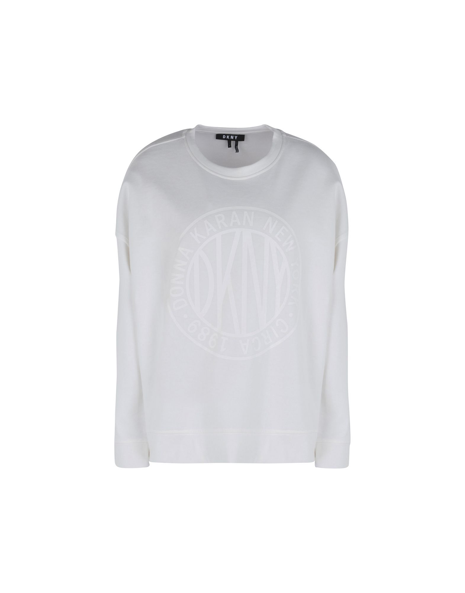 TOPWEAR Dkny White Woman Cotton