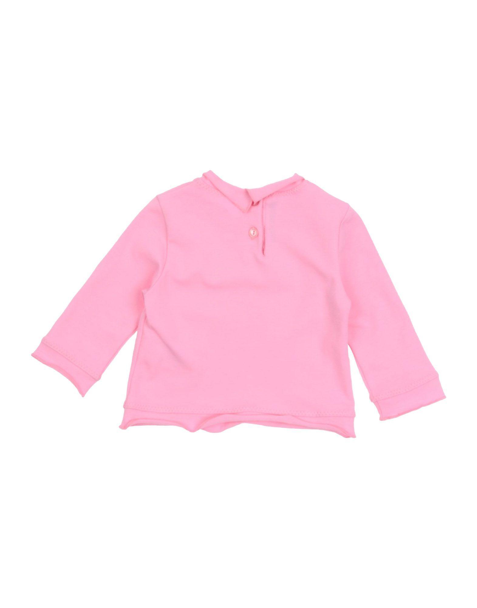 TOPWEAR Miss Blumarine Pink Girl Cotton