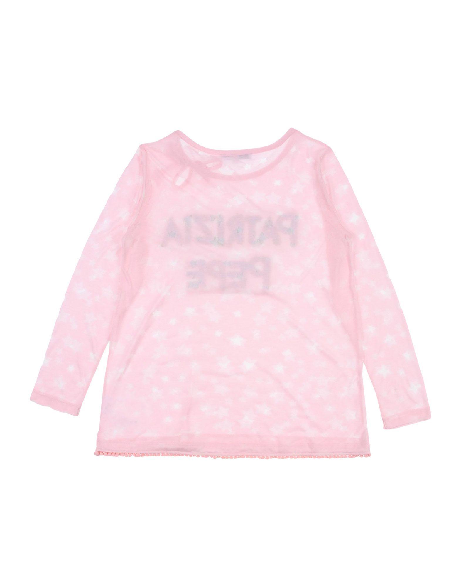 TOPWEAR Patrizia Pepe Pink Girl Polyester