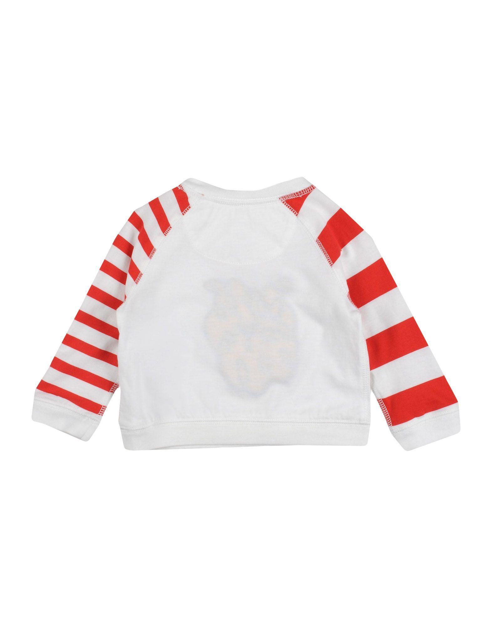 TOPWEAR Burberry White Boy Cotton