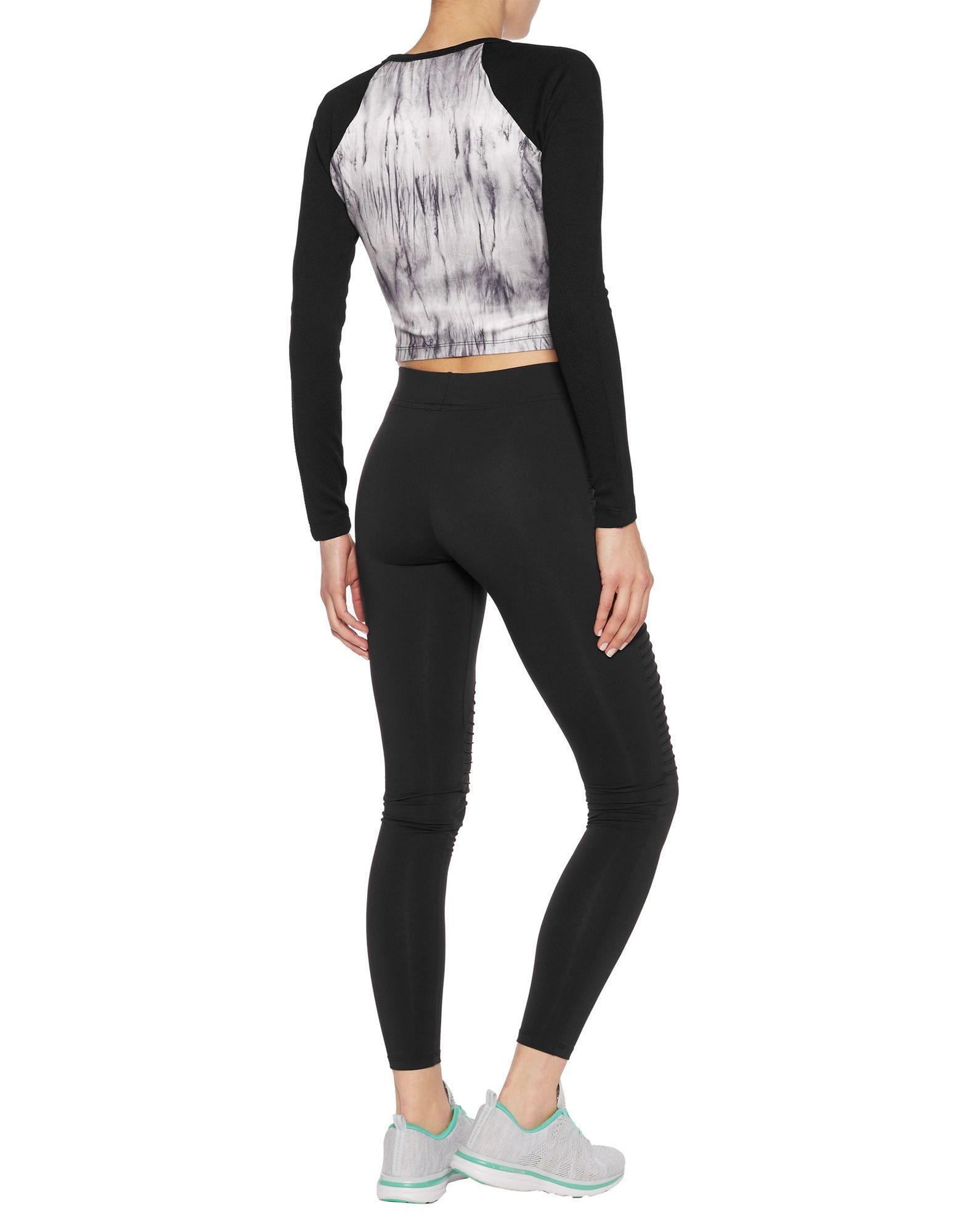 Topwear Kain Black Women's Polyester