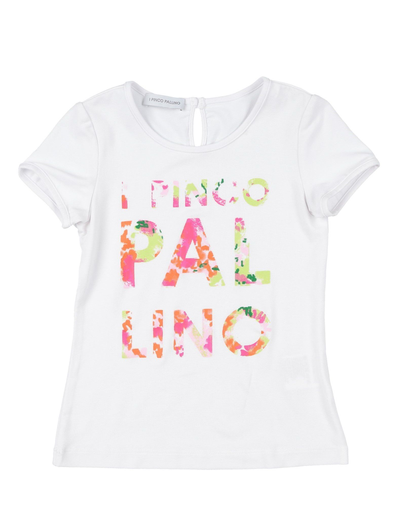 TOPWEAR Girl I Pinco Pallino White Viscose