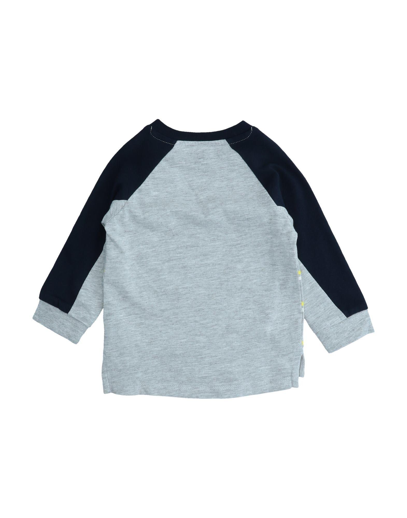 TOPWEAR Boy Esprit Light grey Cotton