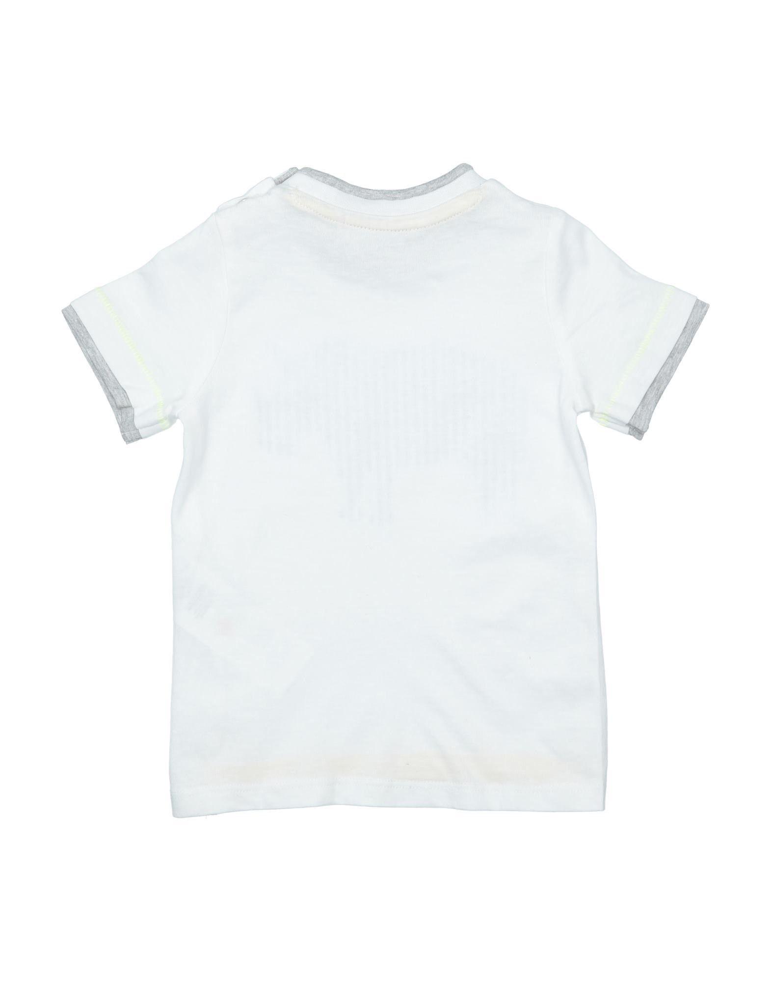 TOPWEAR Boy Esprit White Cotton