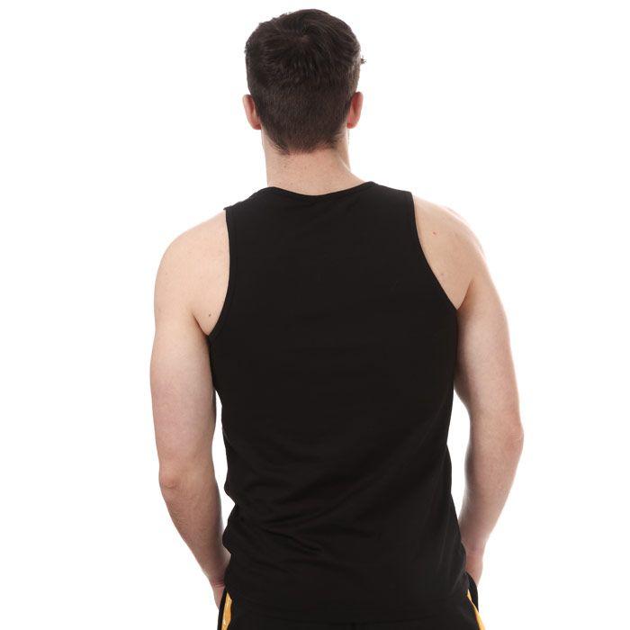 Men's New Era Team Logo New York Yankees Vest in Black