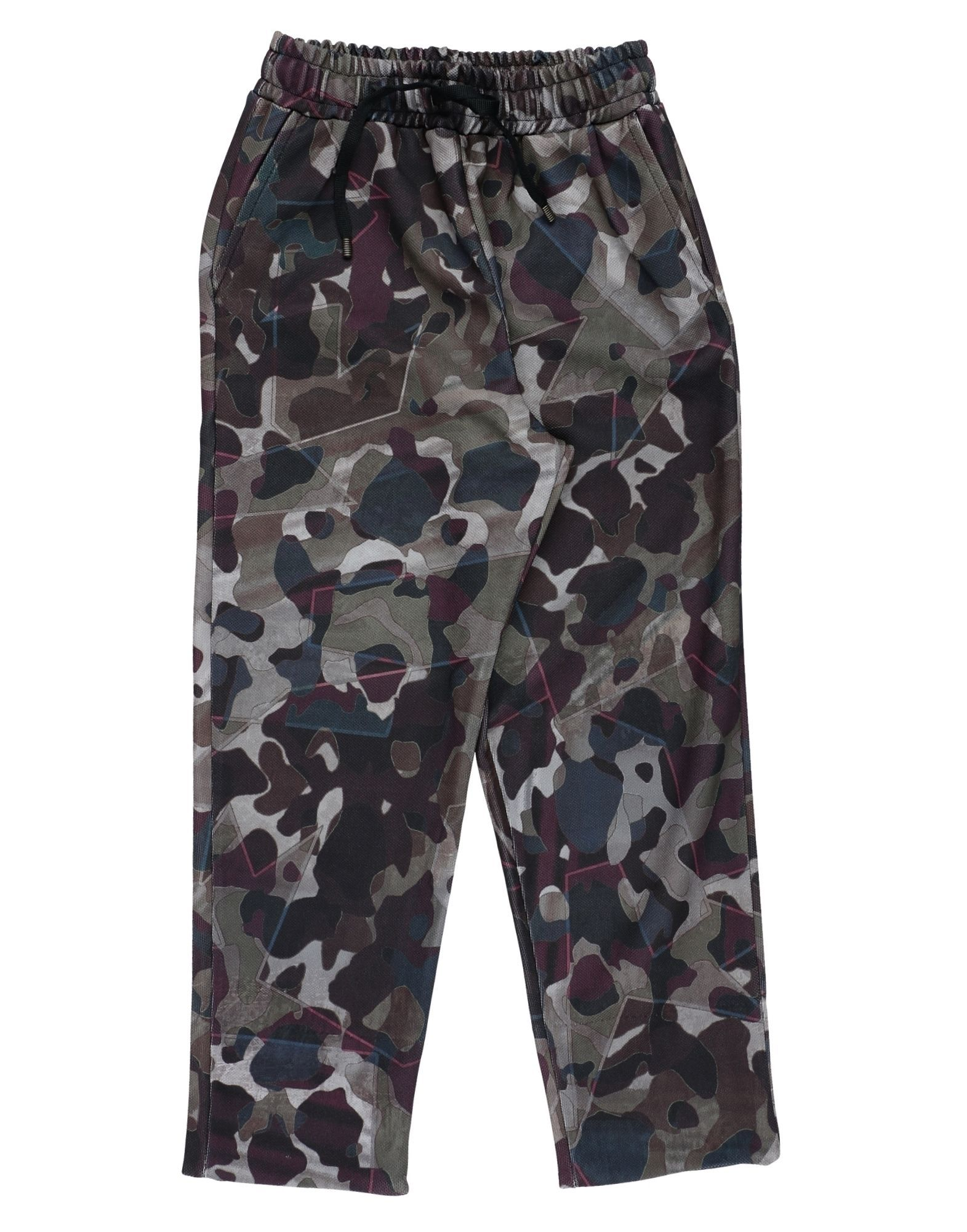 TROUSERS Mnml Couture Military green Girl Polyester