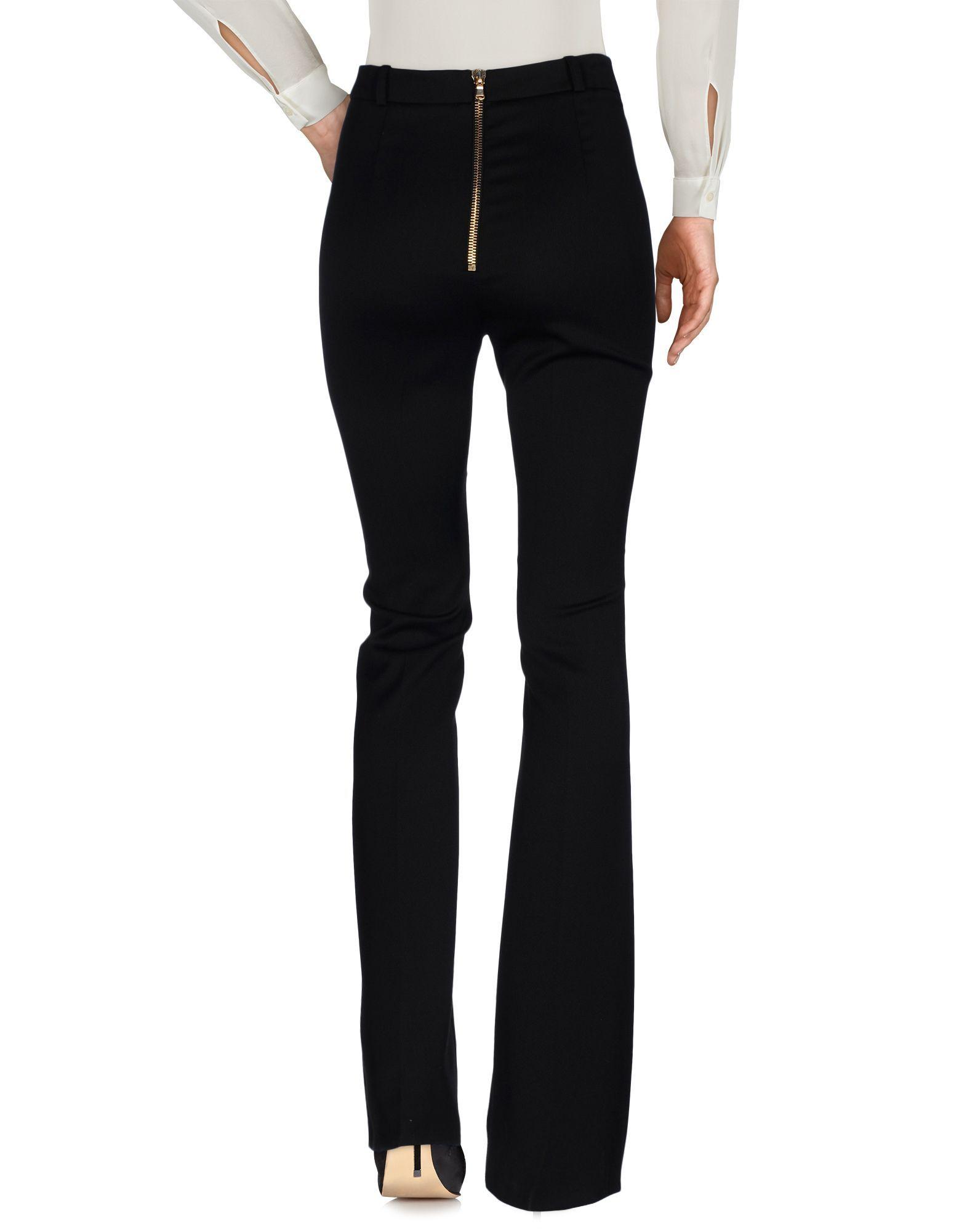Pierre Balmain Black Jeans