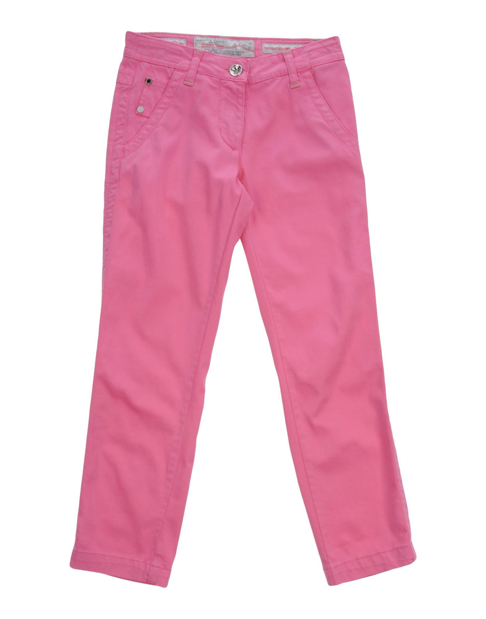 TROUSERS Jacob Coh?n Junior Pink Girl Cotton