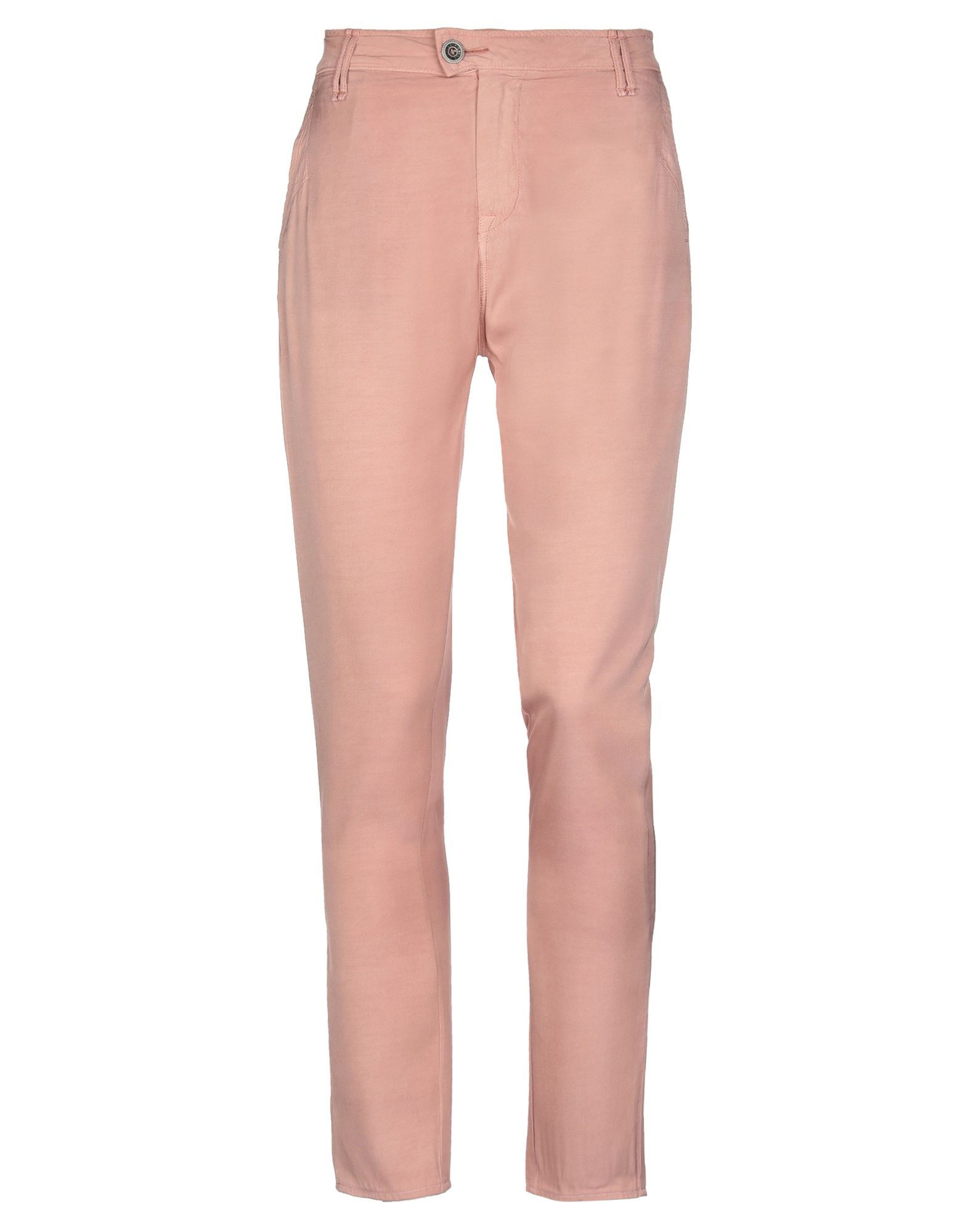 TROUSERS Woman Cycle Pastel pink Viscose
