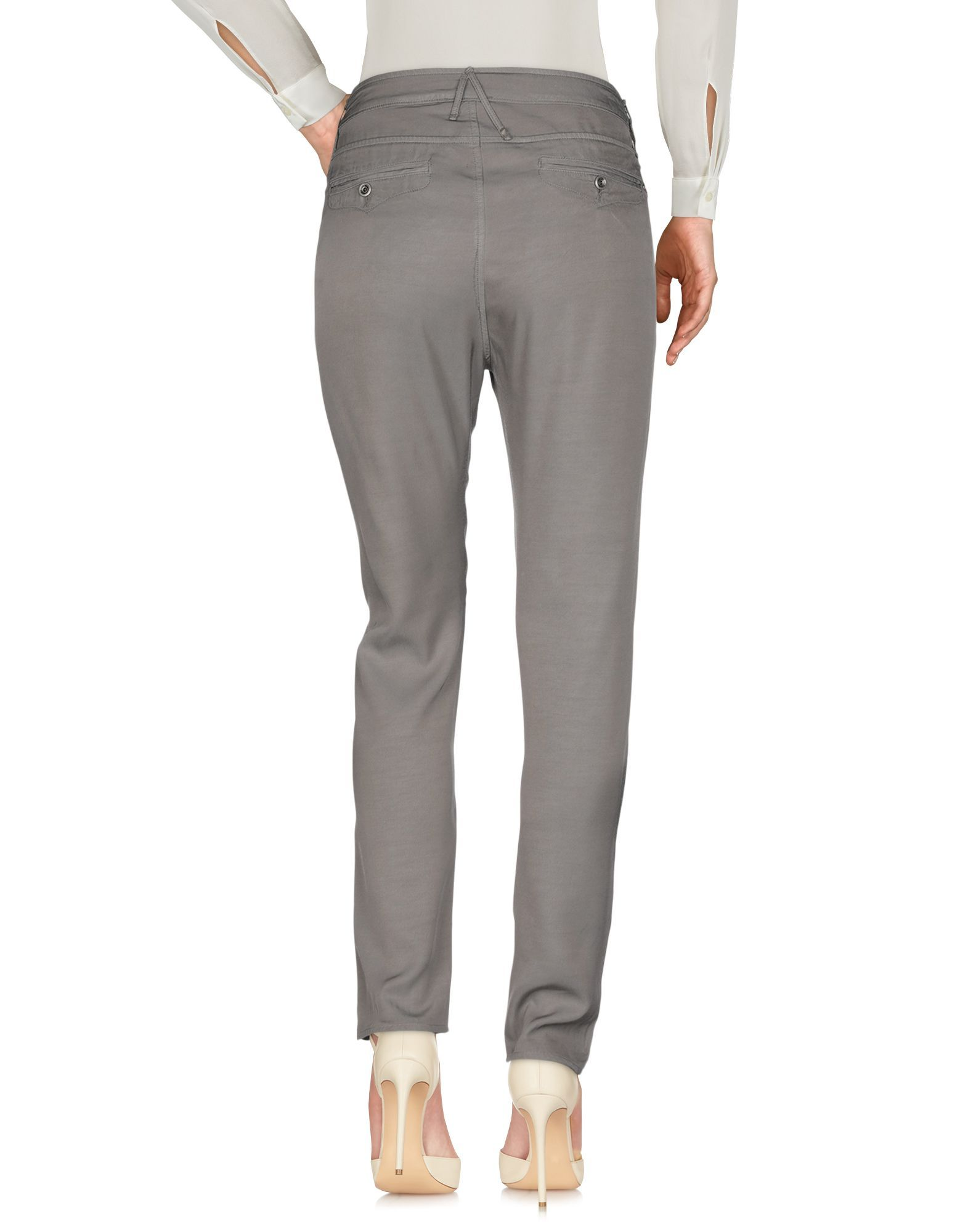 Trousers Women's Cycle Grey Viscose