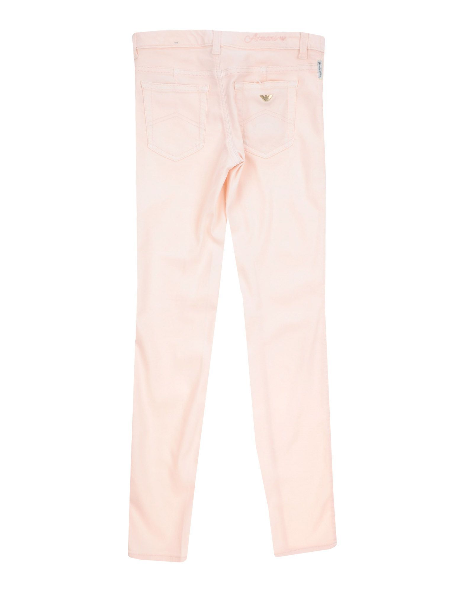 TROUSERS Armani Junior Light pink Girl Modal