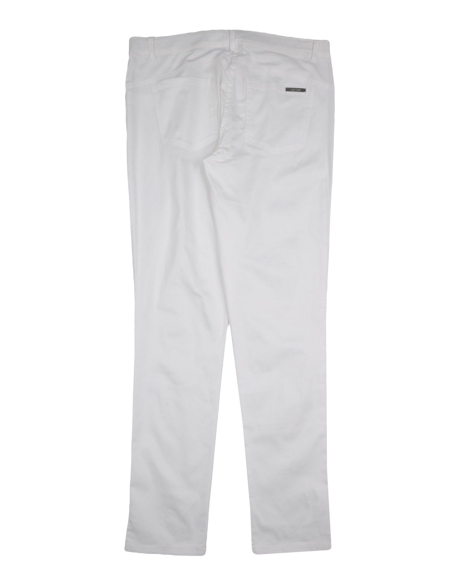 TROUSERS Miss Grant White Girl Cotton