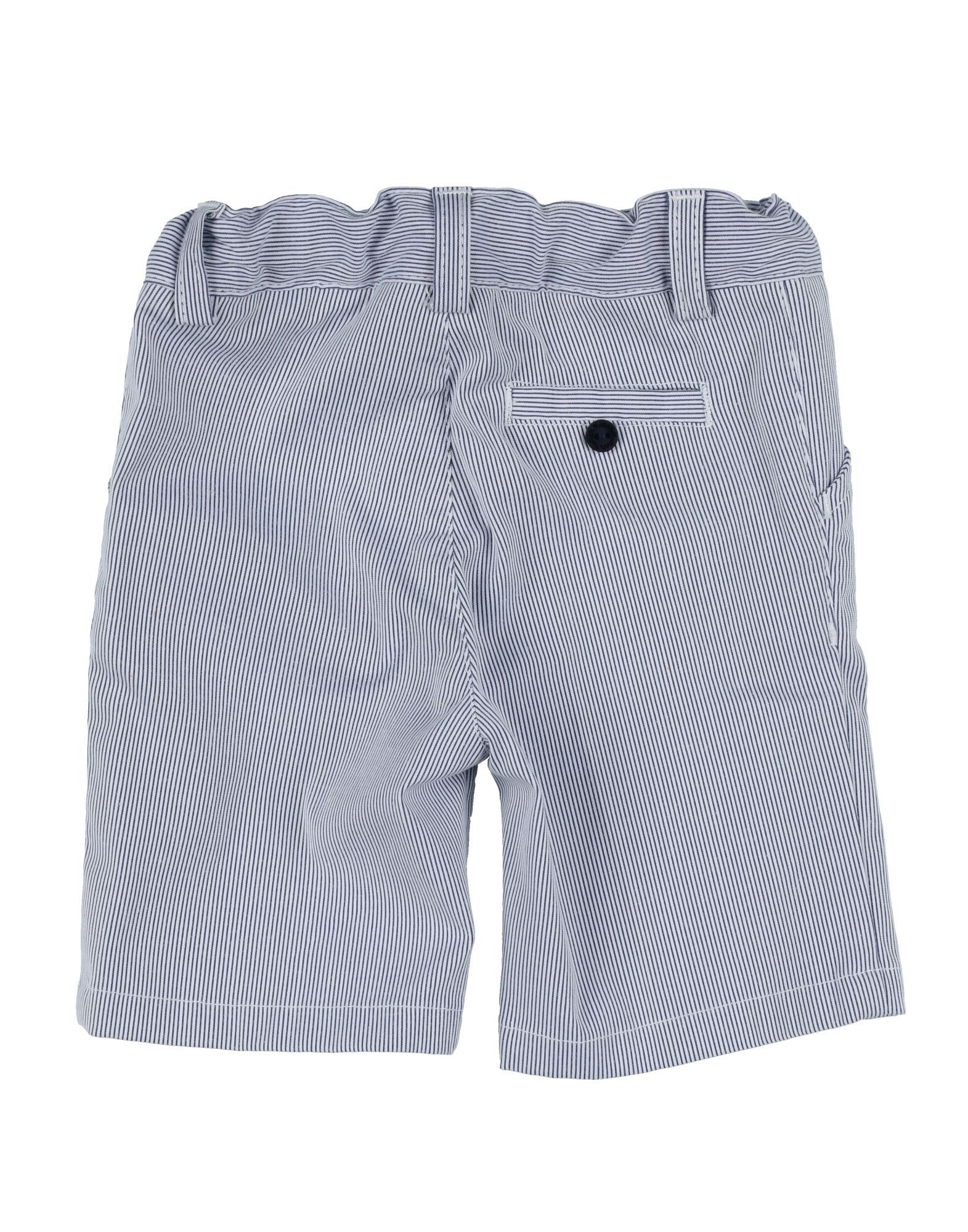 Nan�n Blue Boy Cotton Shorts