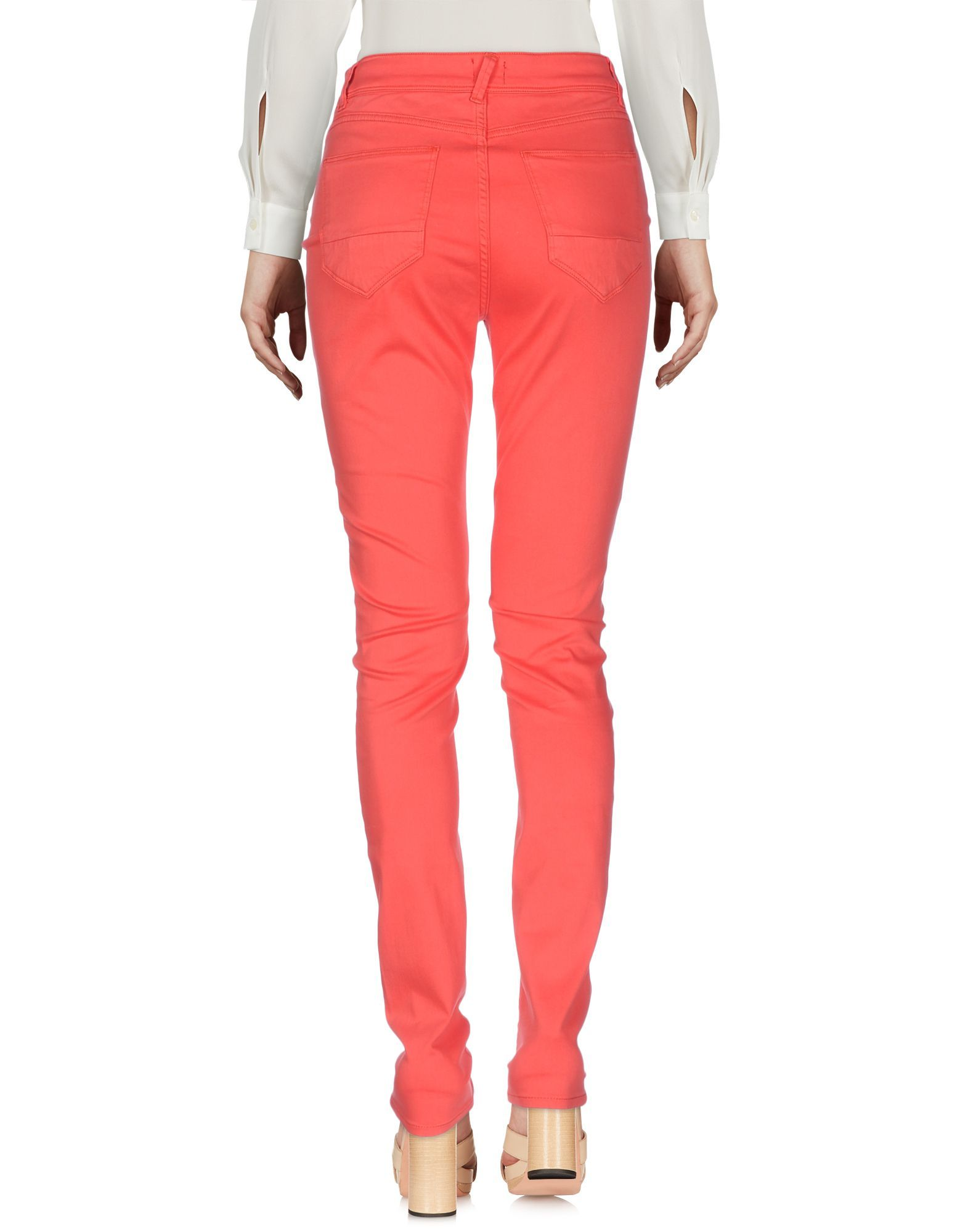 TROUSERS Ps Paul Smith Red Woman Cotton