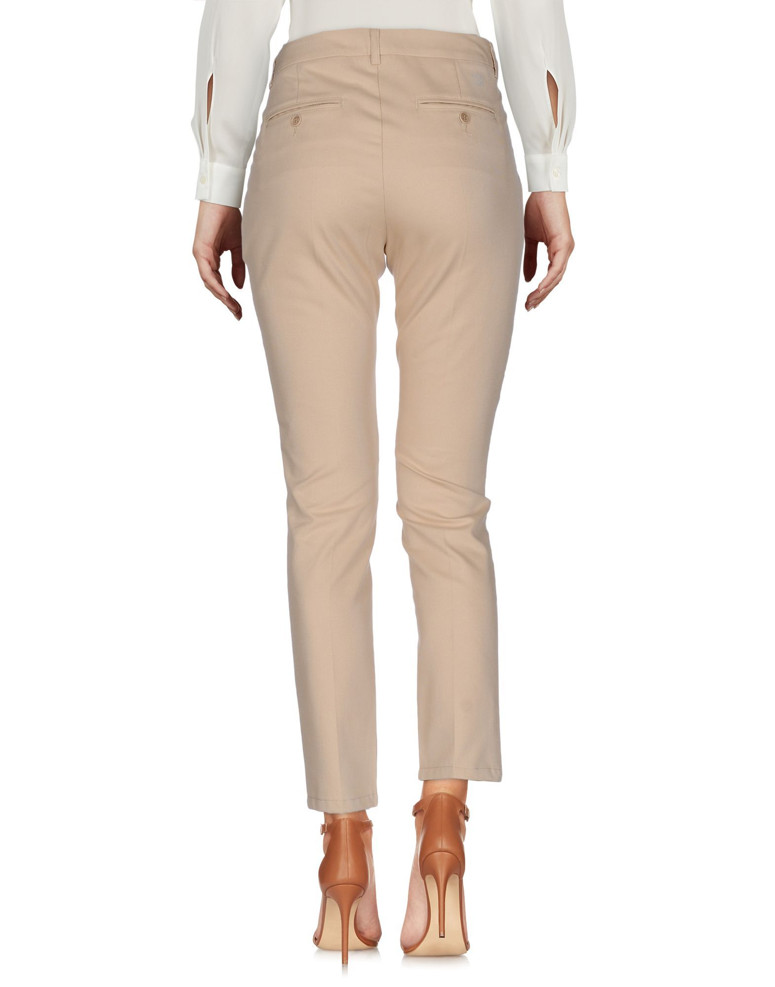 TROUSERS Douuod Sand Woman Cotton