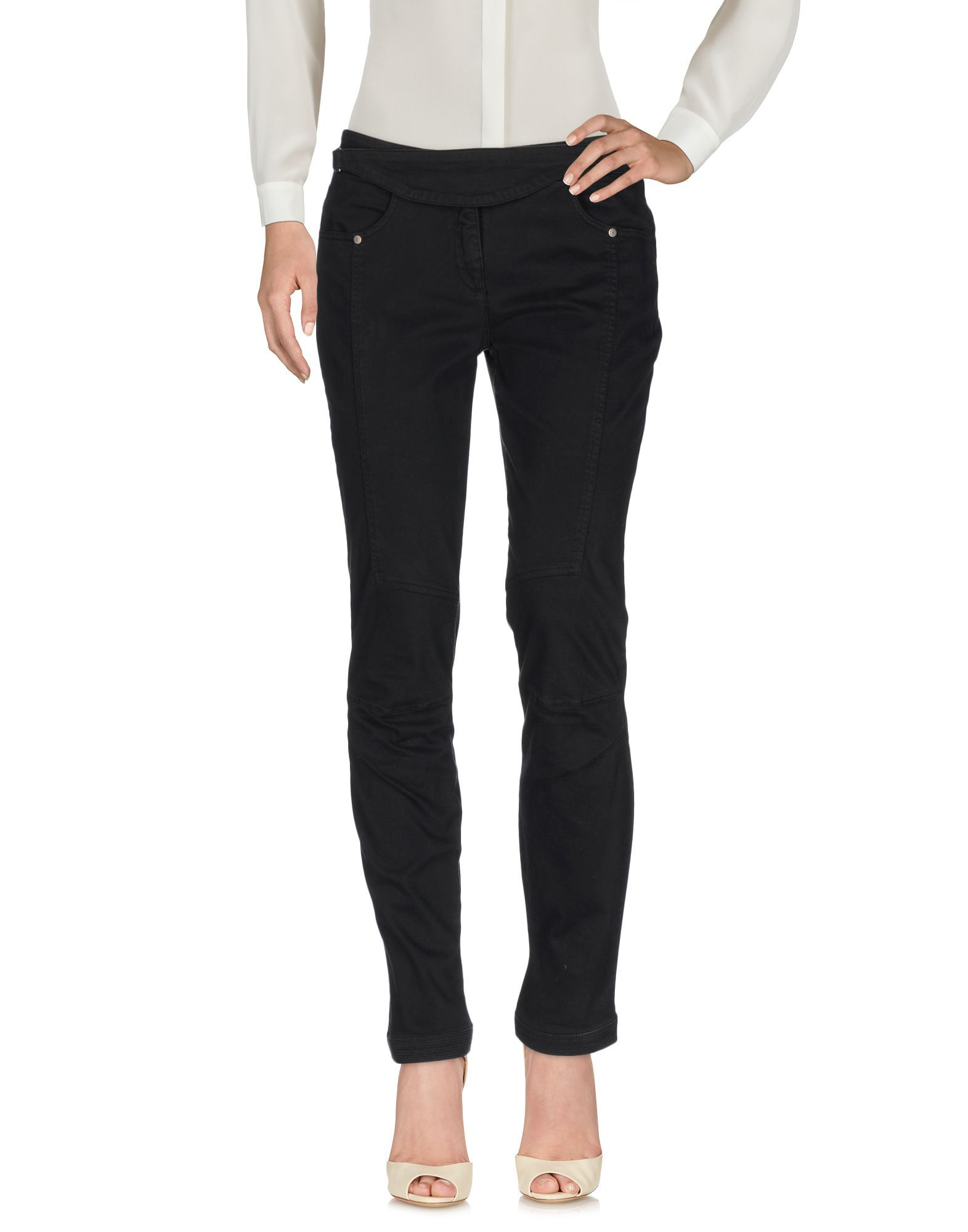 TROUSERS Scervino Street Black Woman Cotton