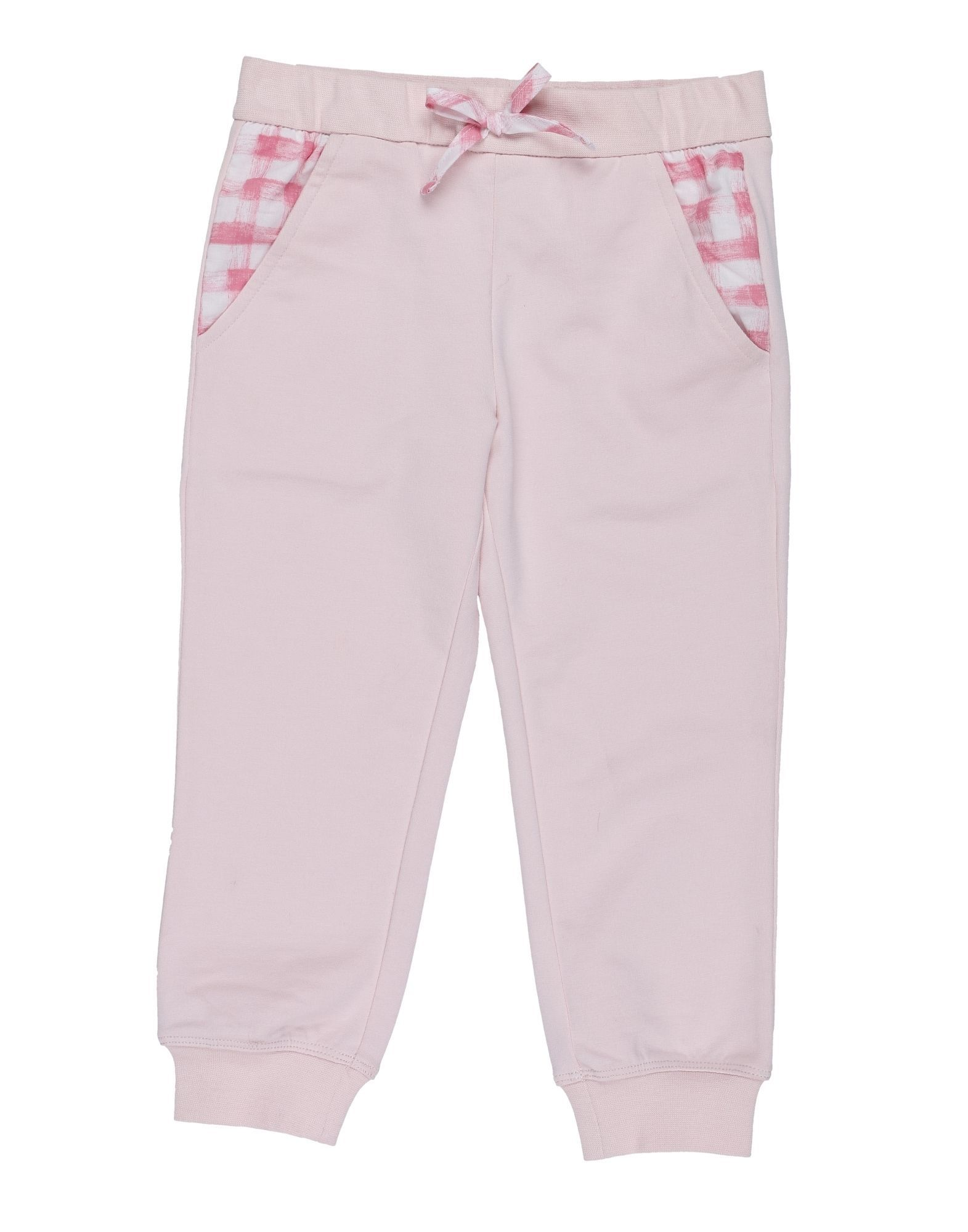 TROUSERS Armani Junior Pink Boy Cotton