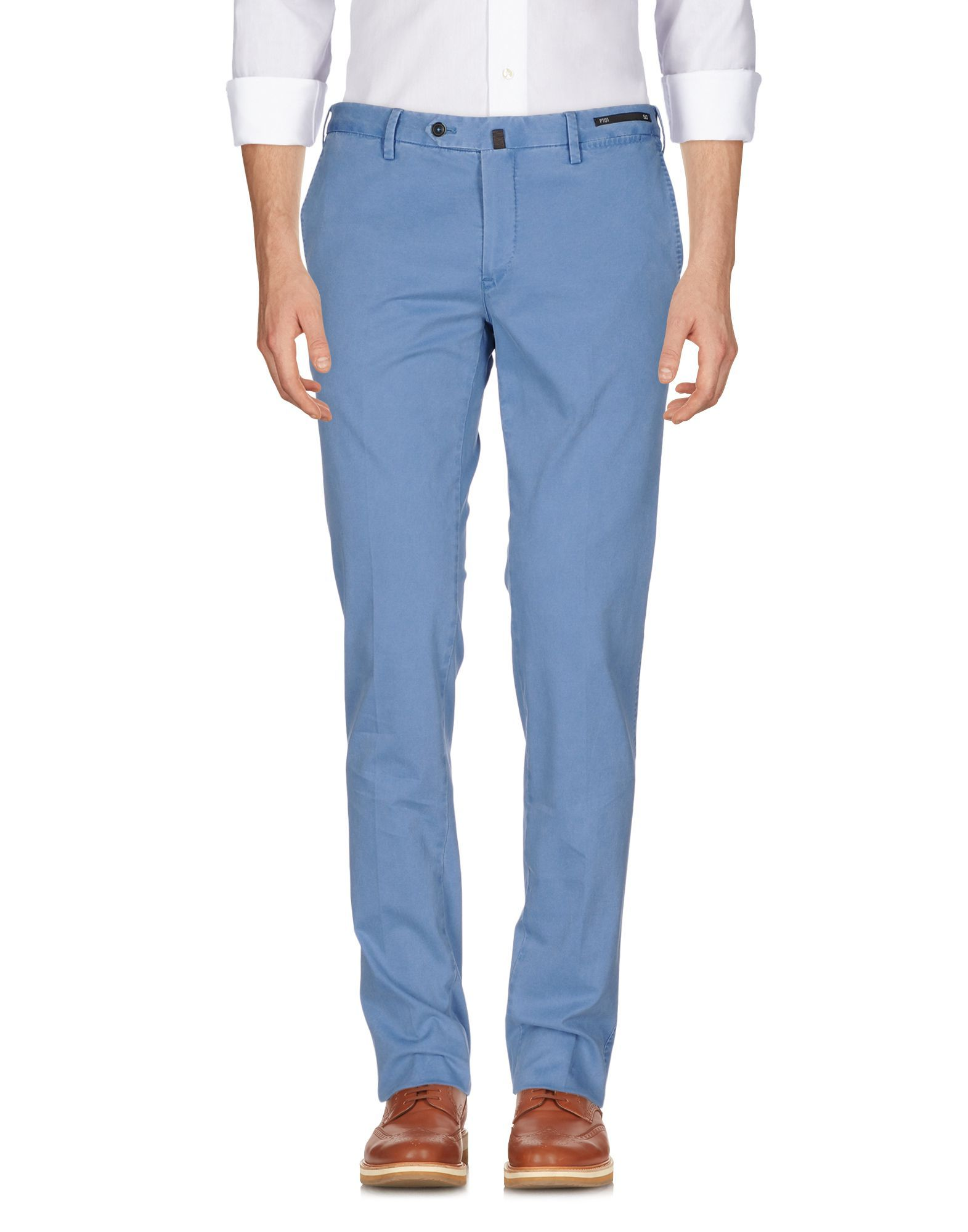 TROUSERS Massimo Rebecchi Blue Man Cotton