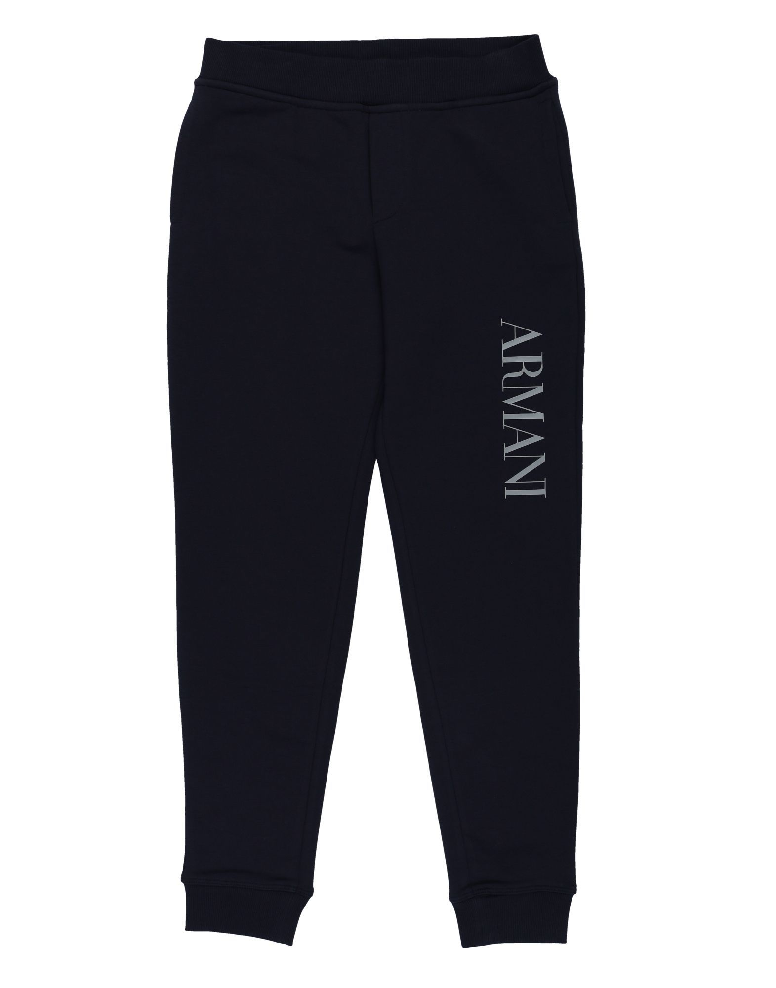 TROUSERS Armani Junior Dark blue Boy Cotton