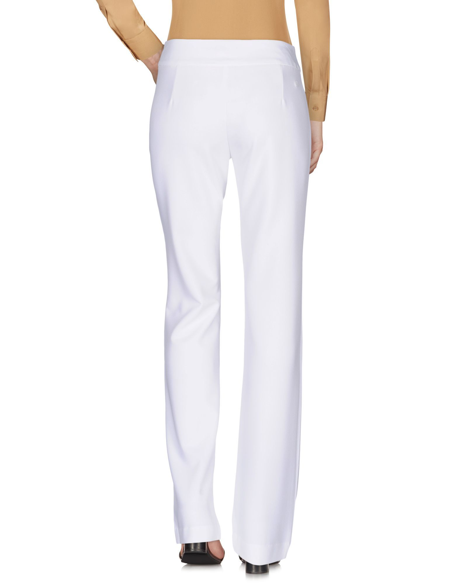 Trousers At.P.Co White Women's Polyester