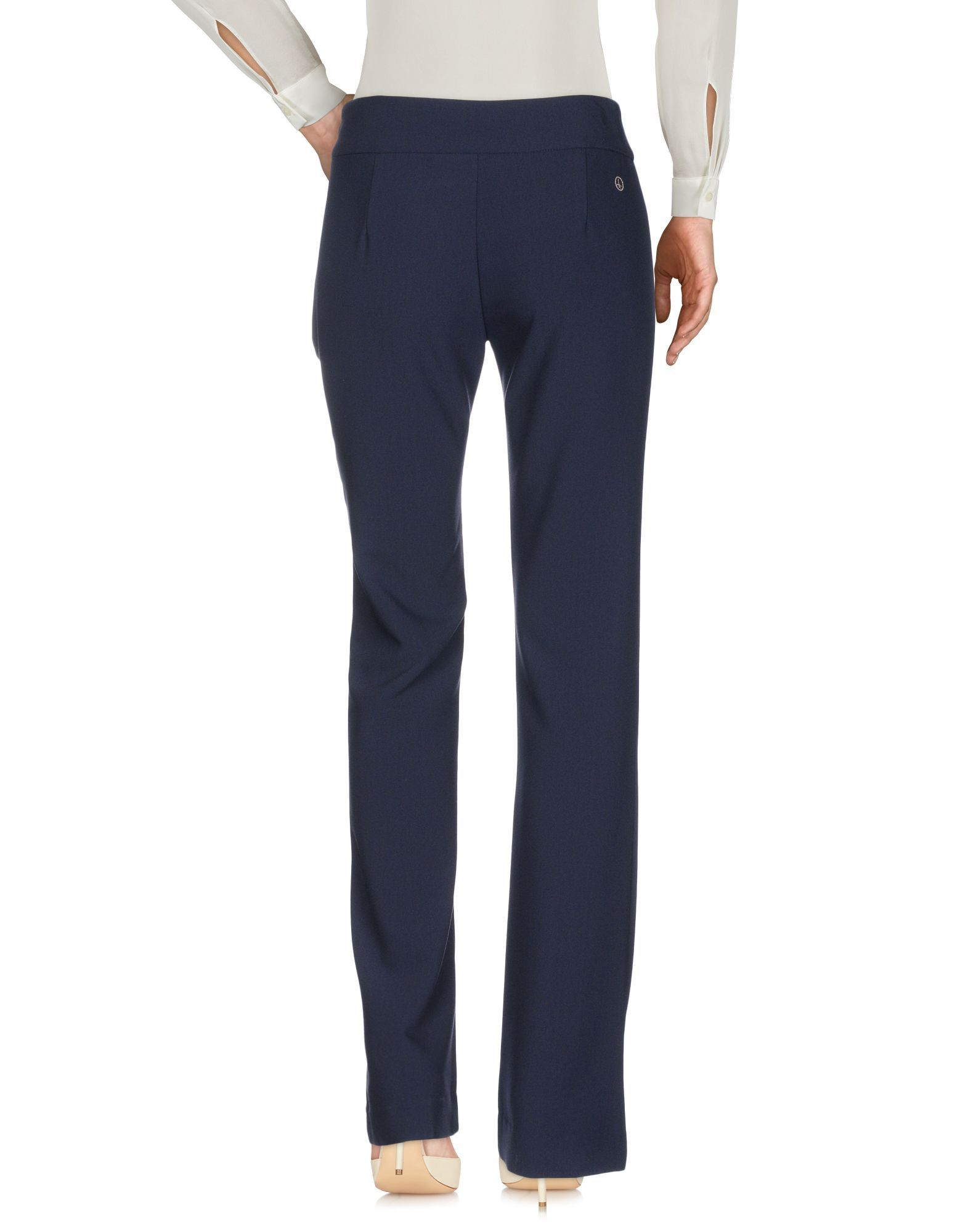 TROUSERS At.P.Co Dark blue Woman Polyester