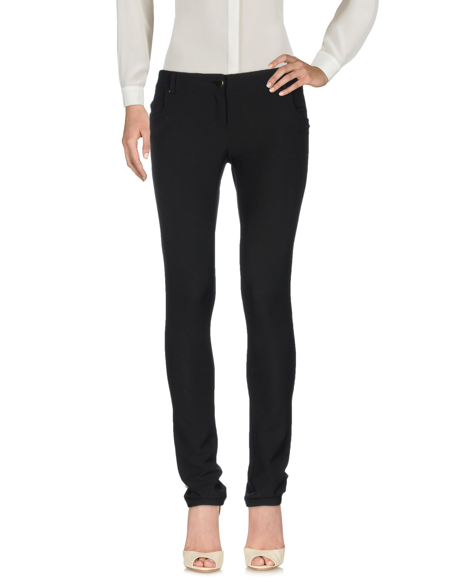 Trousers Relish Black Women's Polyester