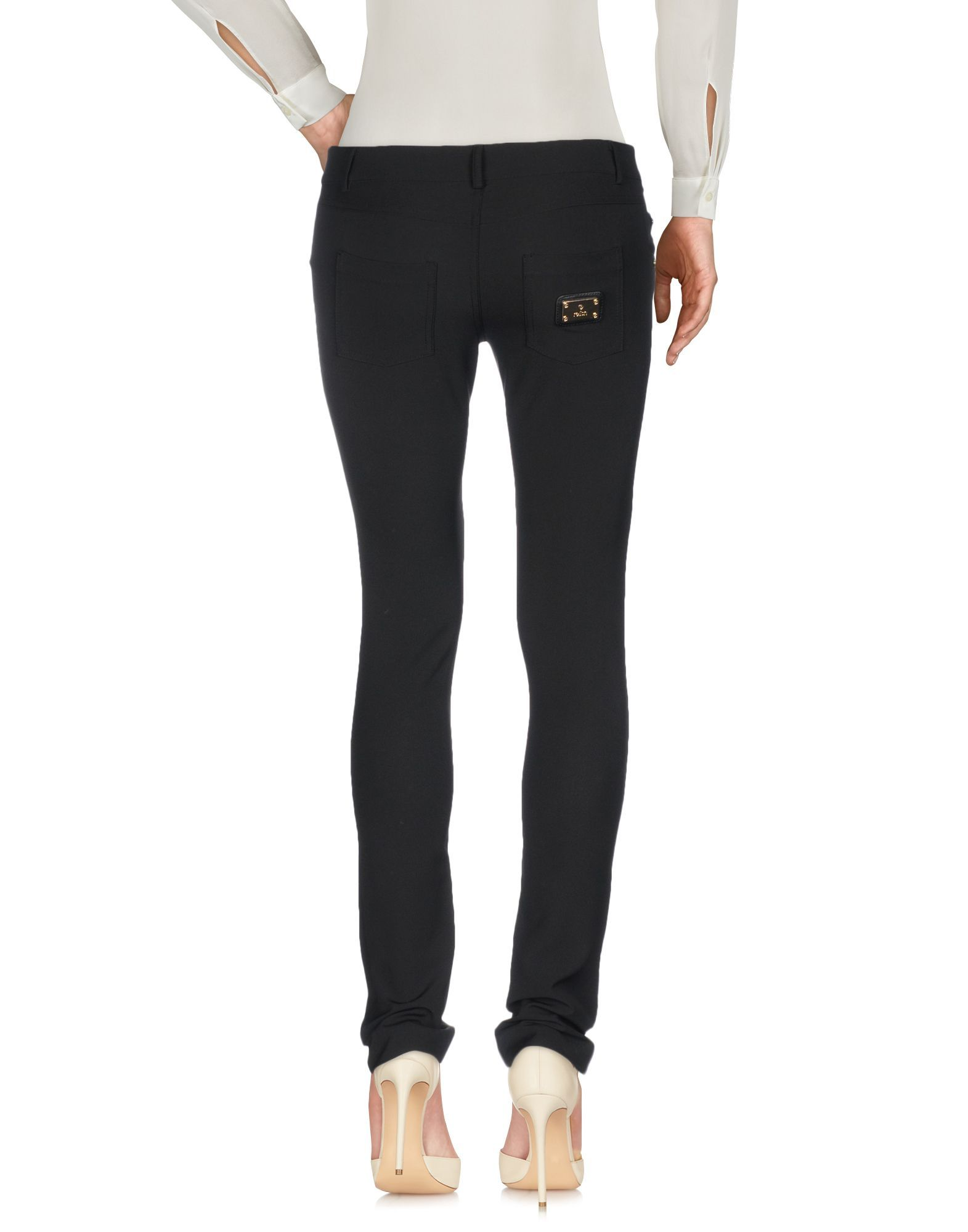 TROUSERS Relish Black Woman Polyester
