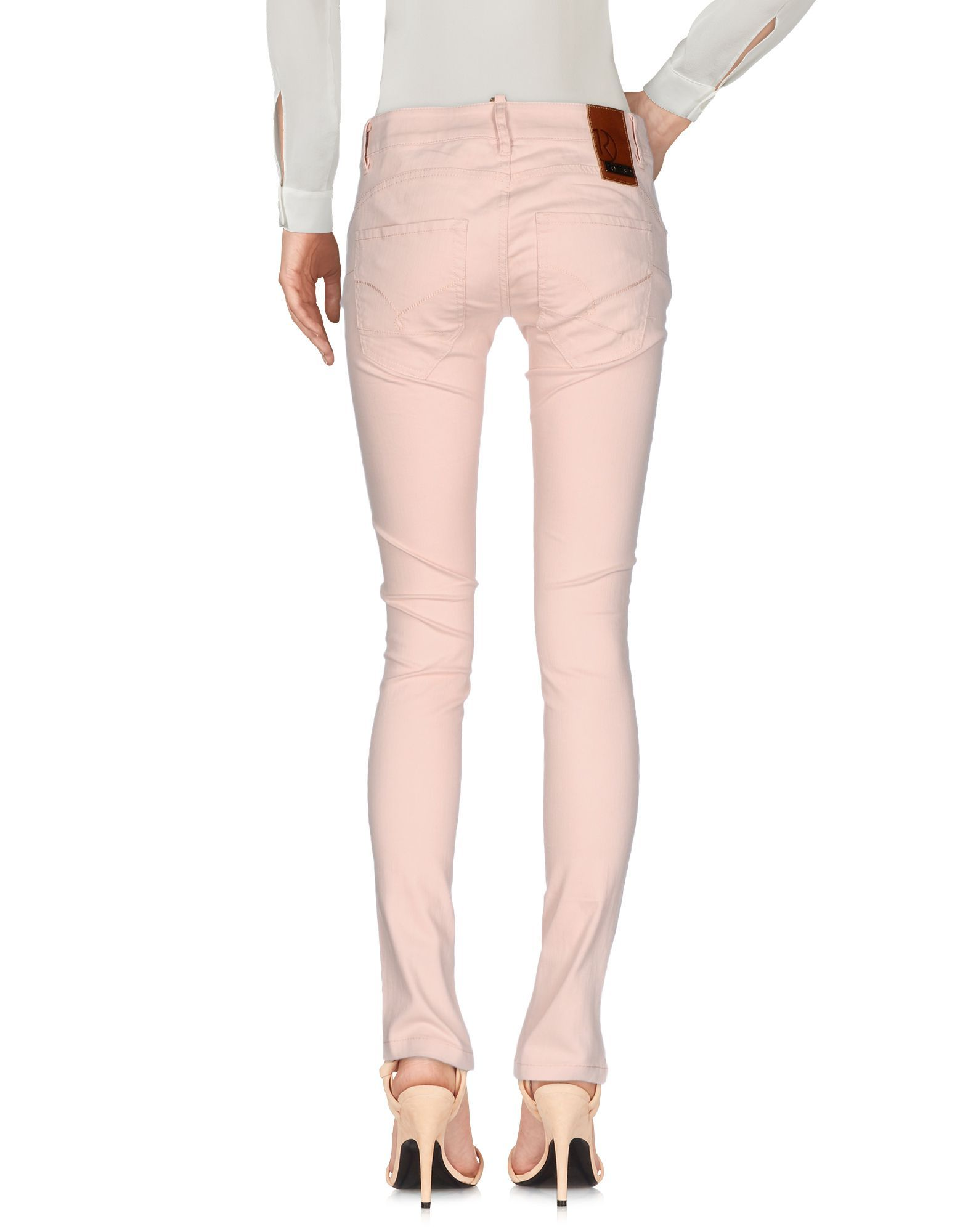 TROUSERS Relish Pink Woman Cotton
