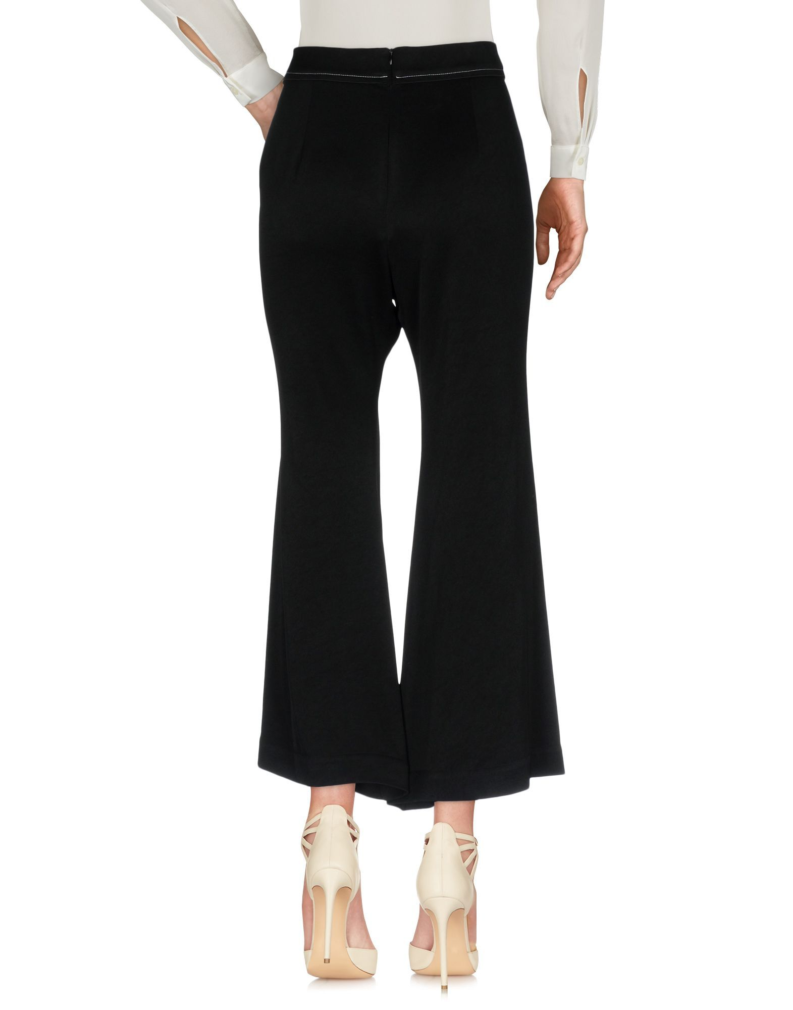 Ellery Black Casual Trousers